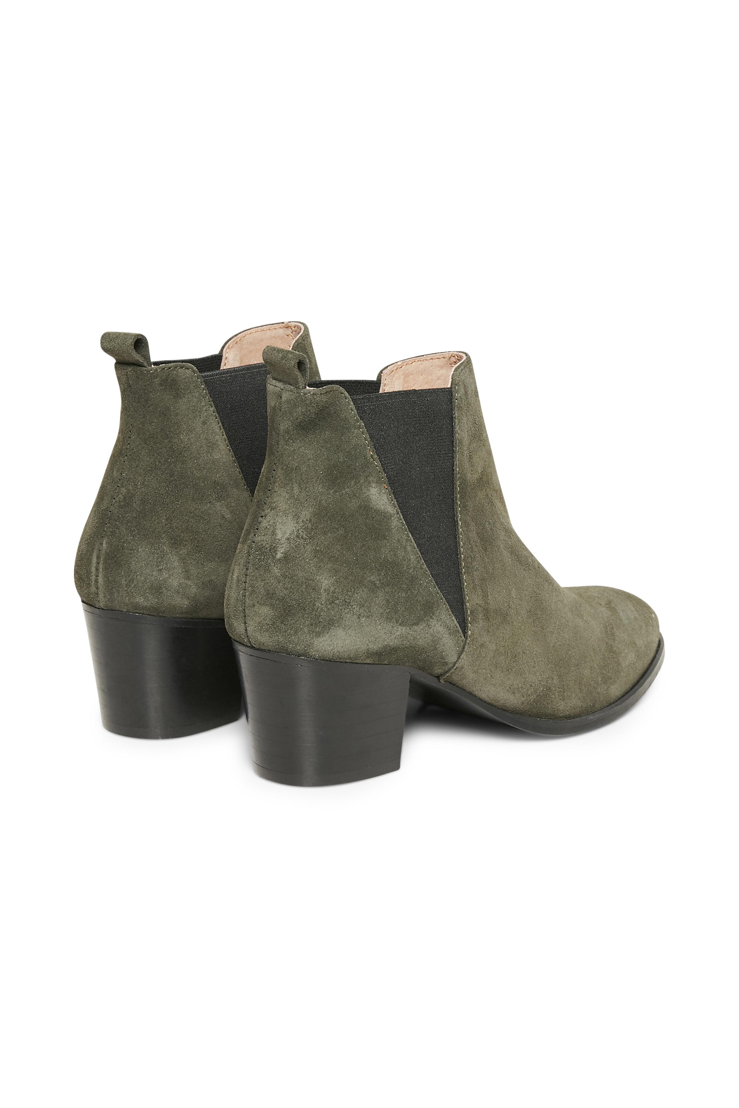 Oliv Stiefel von Cream Accessories – Shoppen Sie Oliv Stiefel ab Gr. 36-41 hier
