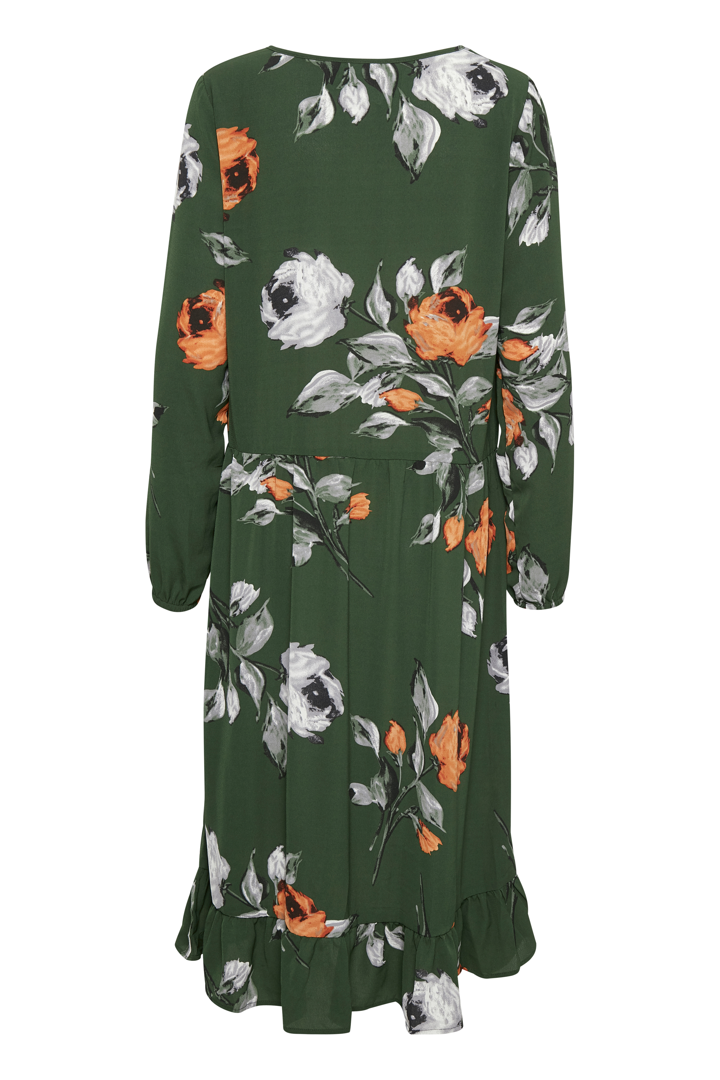 Olivgrün/grau Kleid von Kaffe – Shoppen SieOlivgrün/grau Kleid ab Gr. 34-46 hier