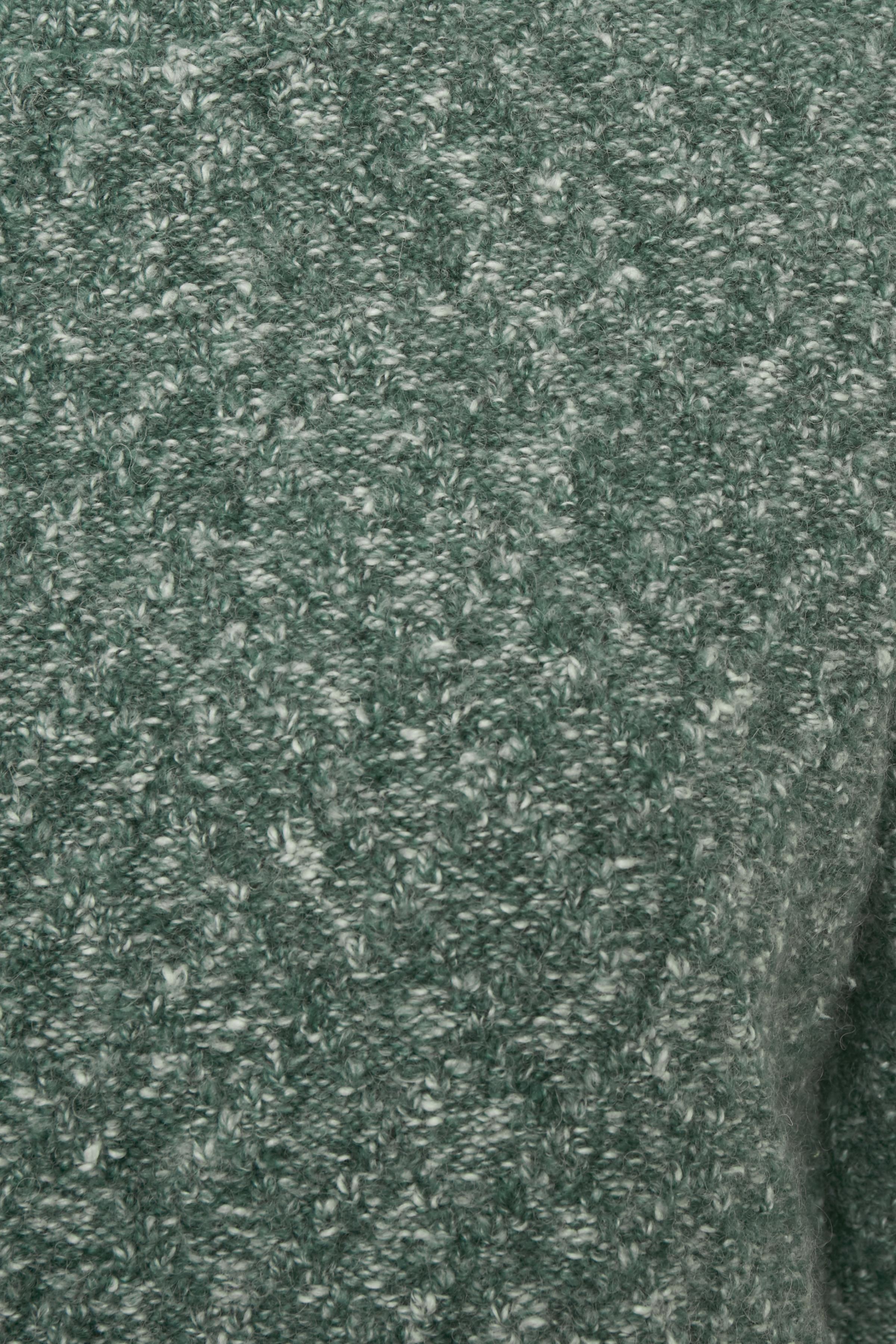 Opalmeleret Strikpullover fra Bon'A Parte – Køb Opalmeleret Strikpullover fra str. S-2XL her