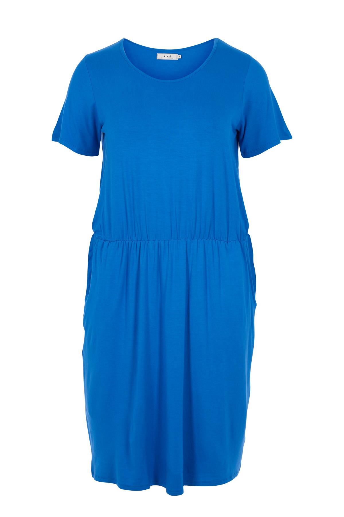 Palace blue Kleid von Zizzi – Shoppen Sie Palace blue Kleid ab Gr. 42-44-54-56 hier