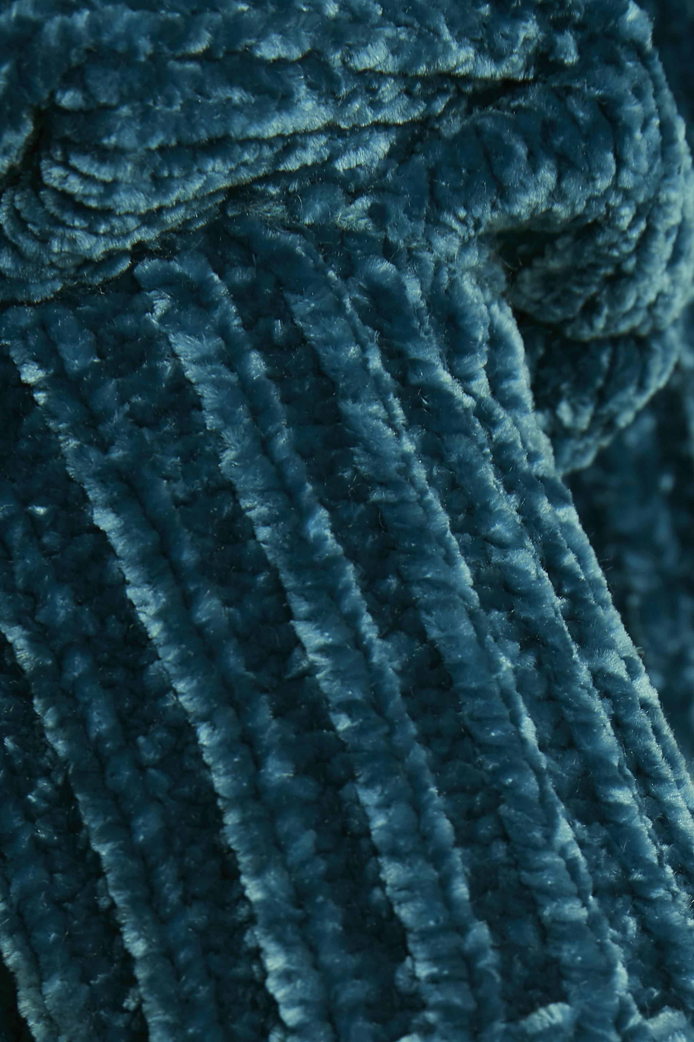 Petroleum Stickad pullover från Cream – Köp Petroleum Stickad pullover från stl. XS-XXL här