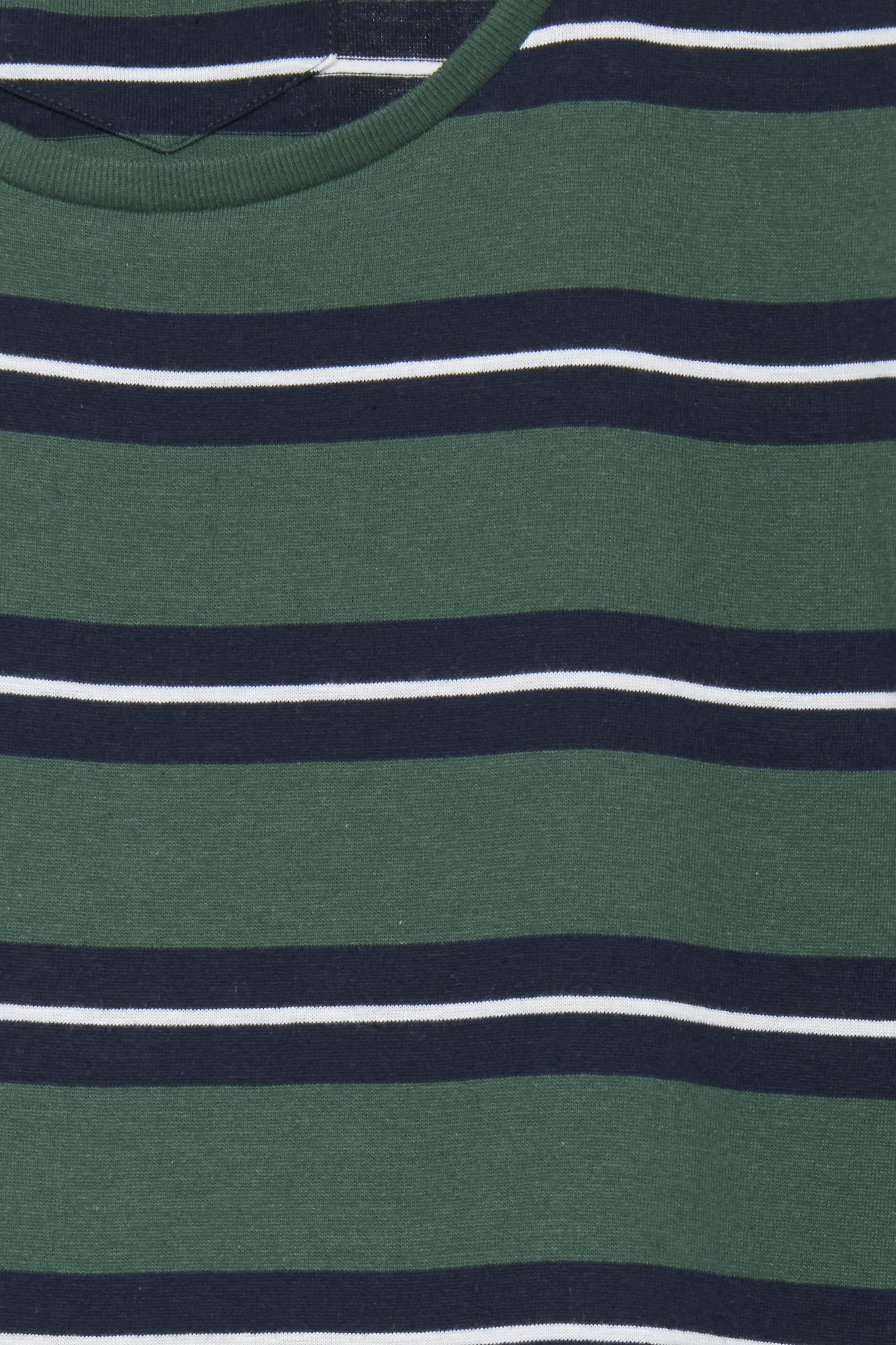 Pine Green T-Shirt fra Casual Friday – Køb Pine Green T-Shirt fra str. S-3XL her