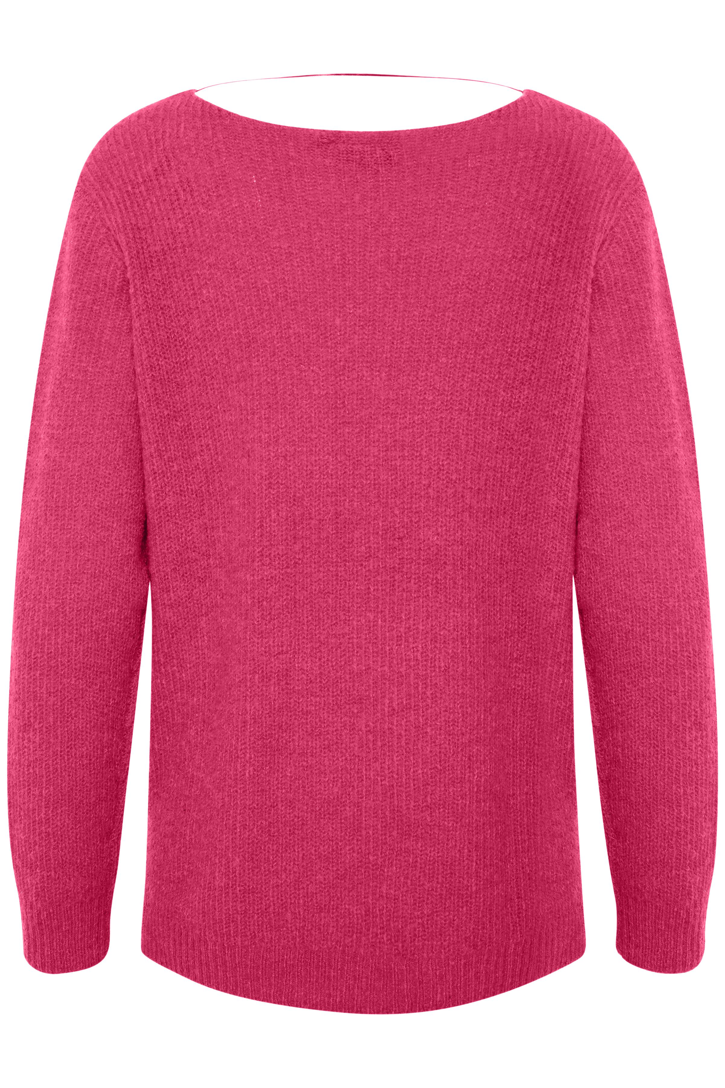Pink Yarrow Strikpullover fra Fransa – Køb Pink Yarrow Strikpullover fra str. XS-XXL her