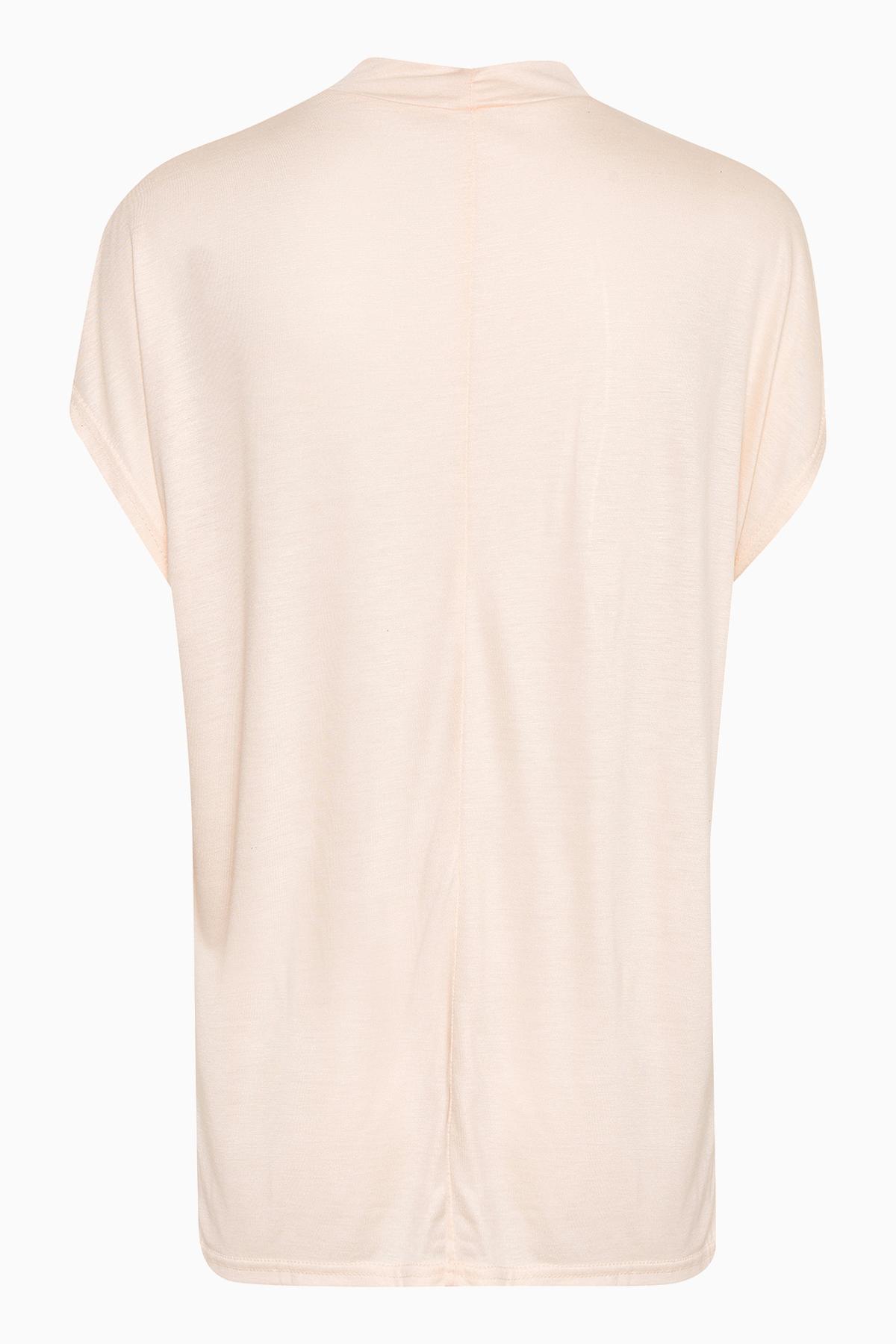 Puder Kortärmad T-shirt från Kaffe – Köp Puder Kortärmad T-shirt från stl. XS-XXL här