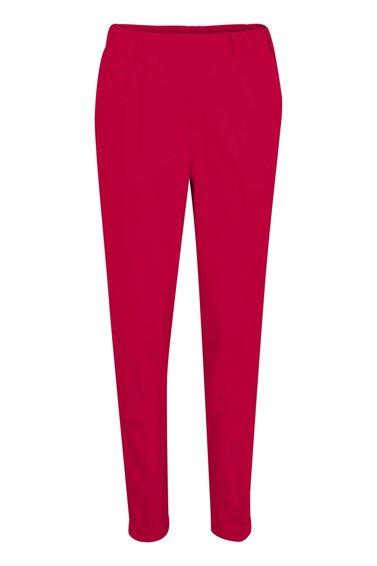 Röd Byxor från Kaffe – Köp Röd Byxor från stl. 32-46 här