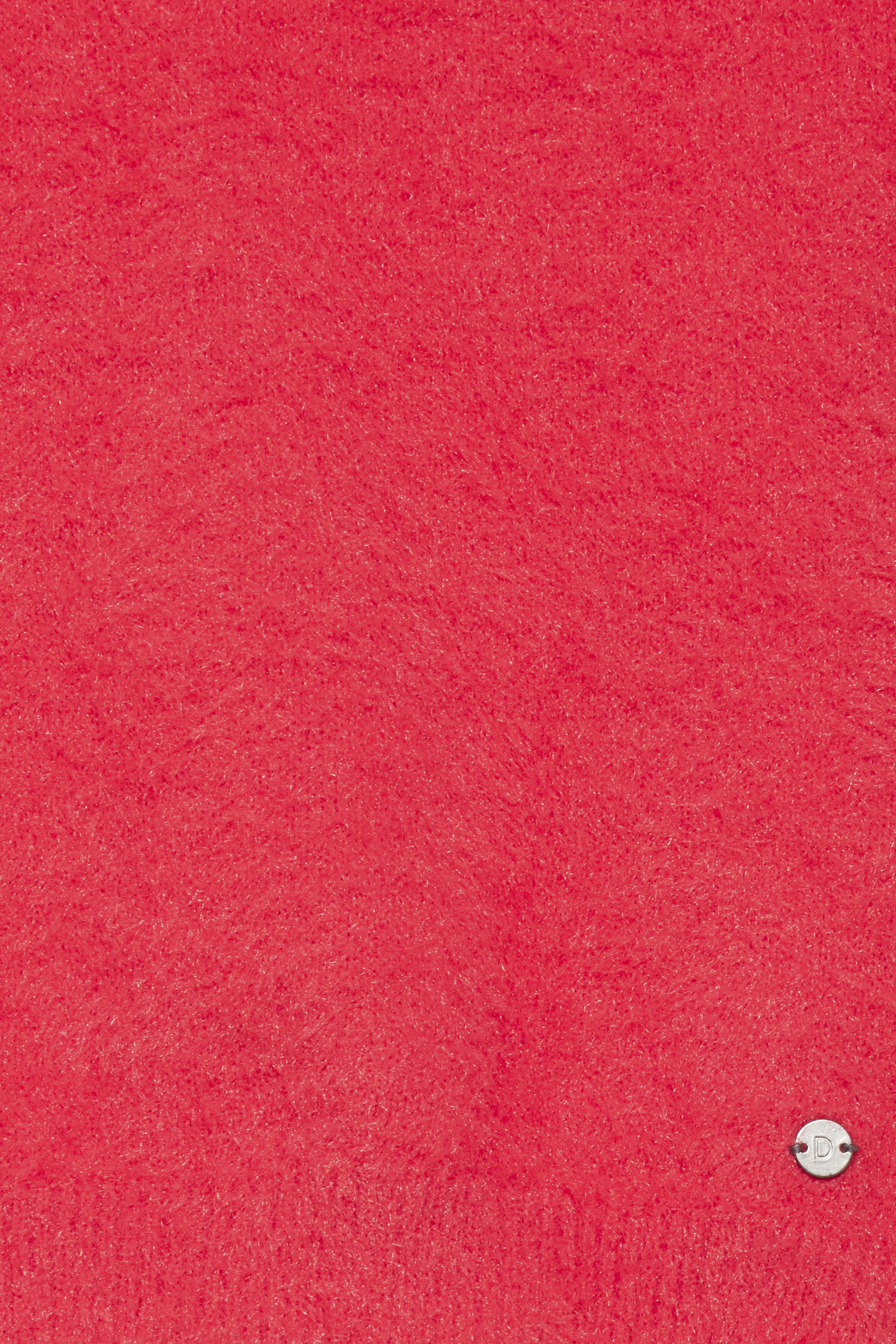 Röd Stickad pullover från Dranella – Köp Röd Stickad pullover från stl. XS-XXL här