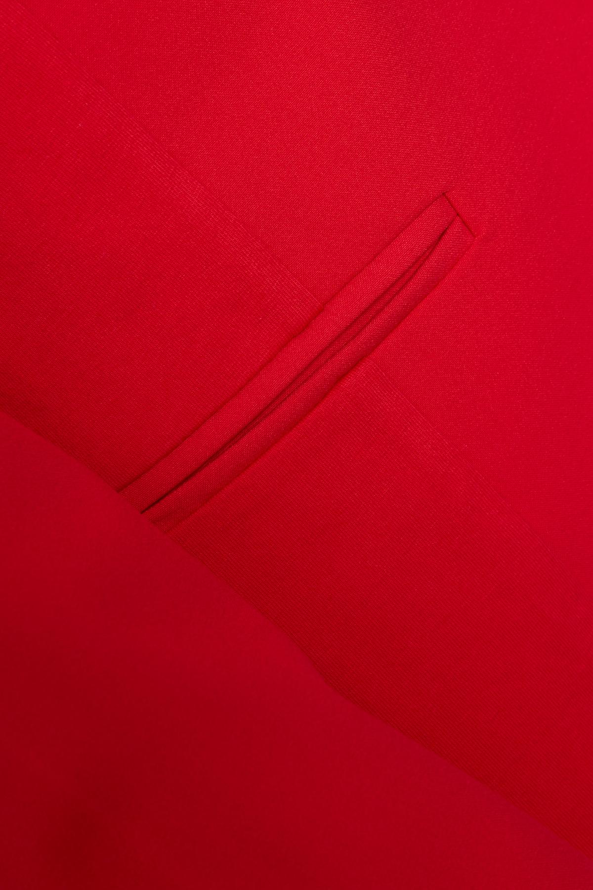 Rød Blazer fra Kaffe – Køb Rød Blazer fra str. 32-46 her