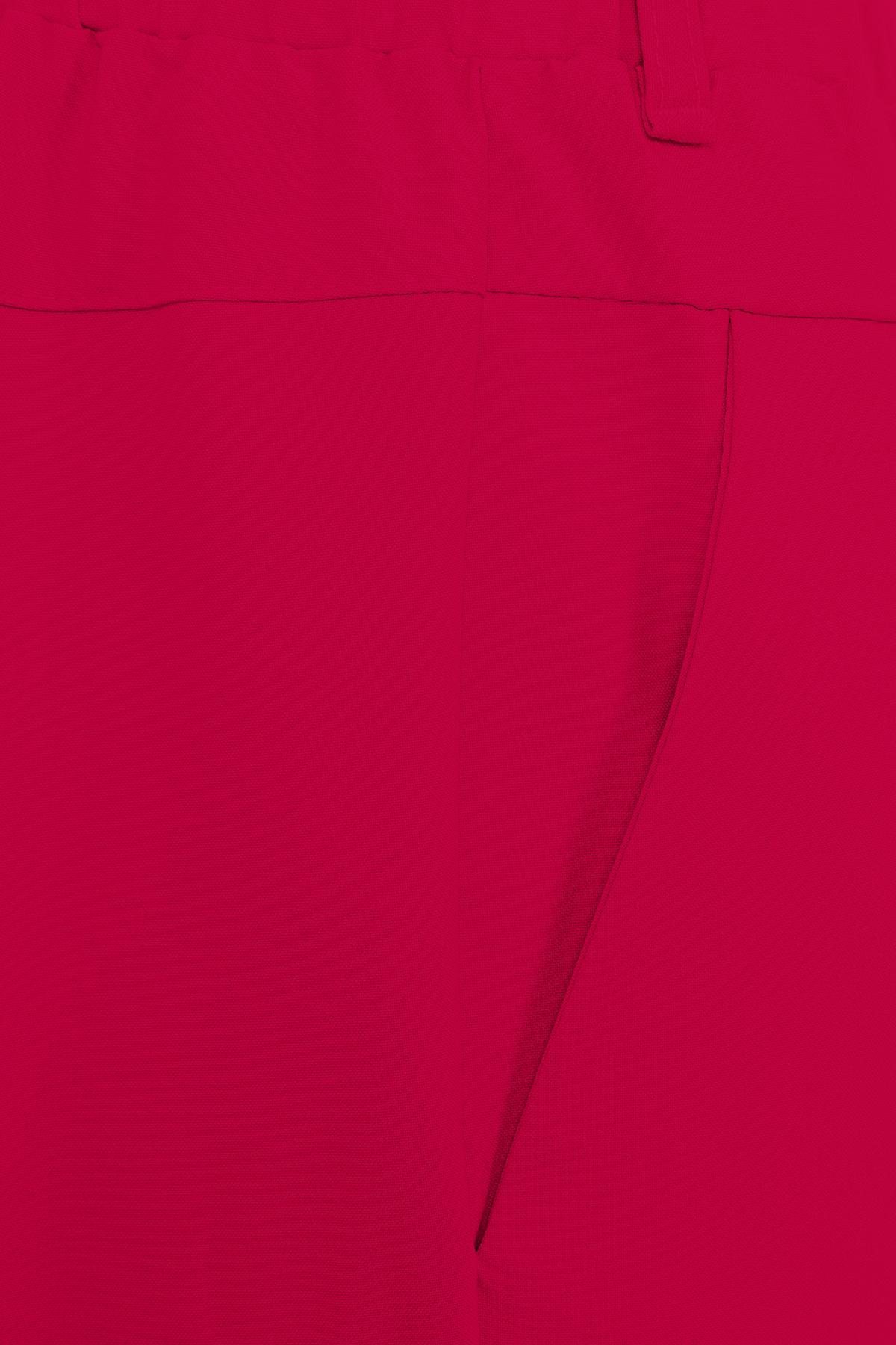 Rood Broek van Kaffe – Door Rood Broek van maat. 32-46 hier