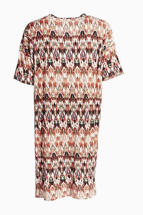 Rostrot Kleid von Bon'A Parte – Shoppen Sie Rostrot Kleid ab Gr. S-3XL hier