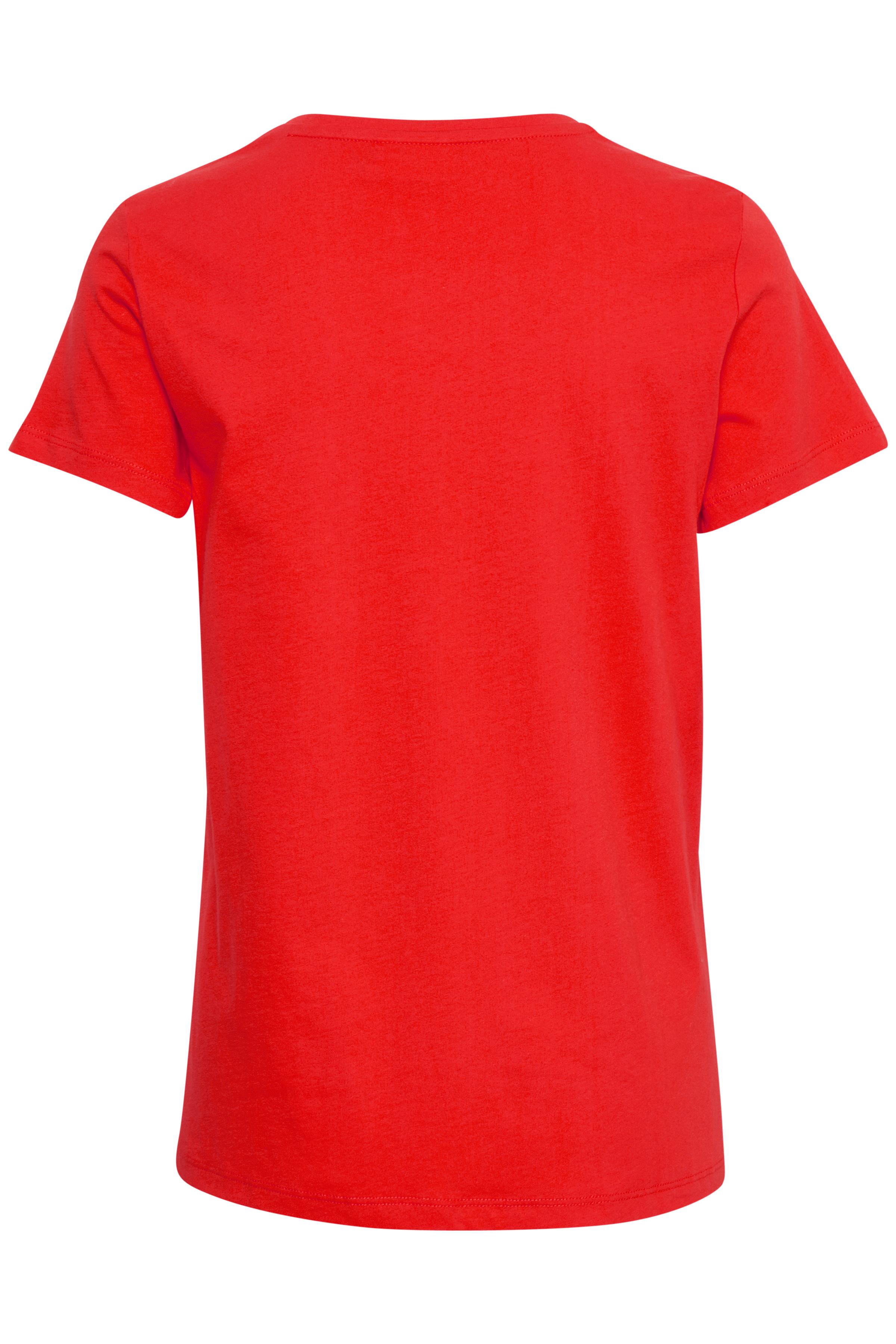 Rot Kurzarm T-Shirt von Kaffe – Shoppen Sie Rot Kurzarm T-Shirt ab Gr. XS-XXL hier