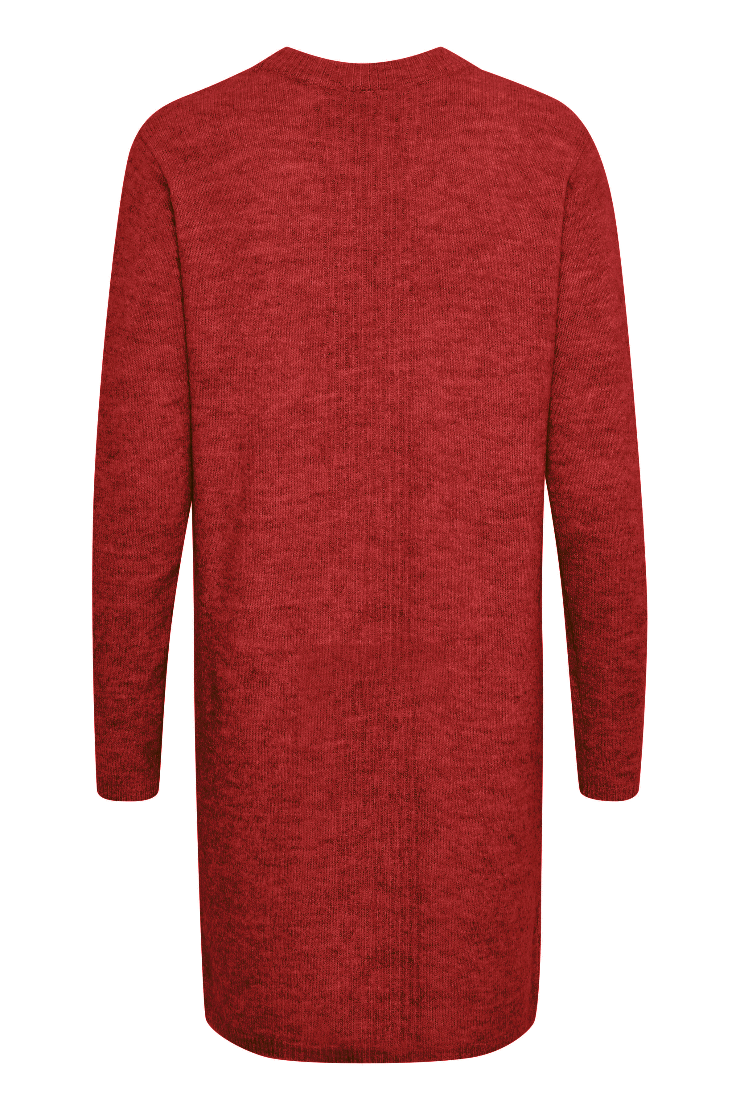 Rot meliert Strick-Cardigan von Fransa – Shoppen Sie Rot meliert Strick-Cardigan ab Gr. XS-XXL hier