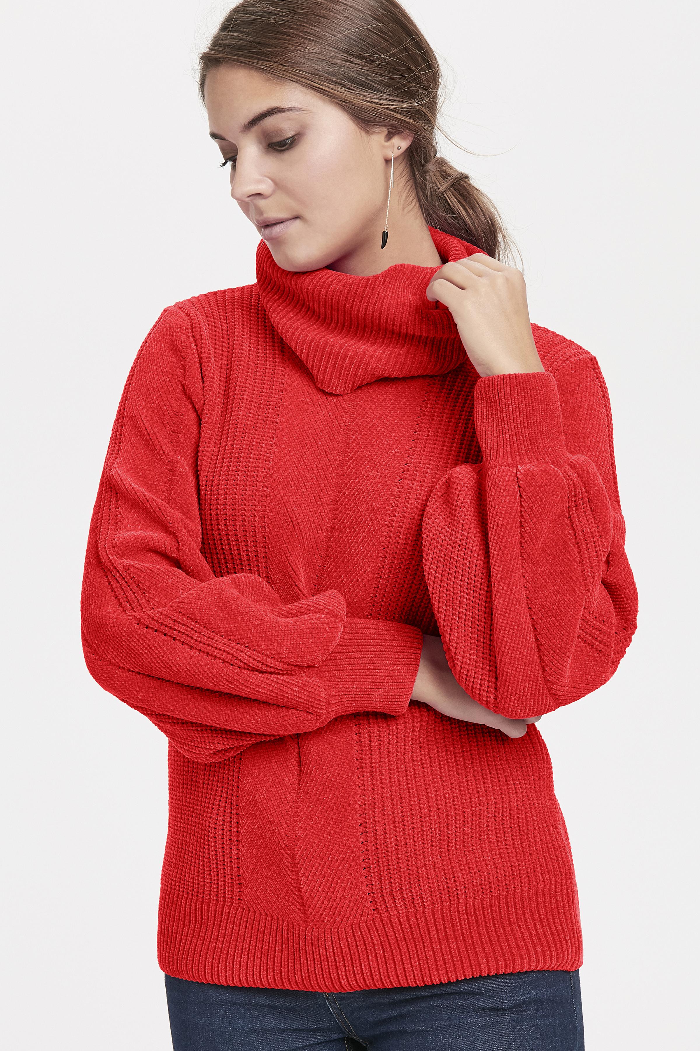 Rot Strickpullover von b.young – Shoppen Sie Rot Strickpullover ab Gr. XS-XXL hier