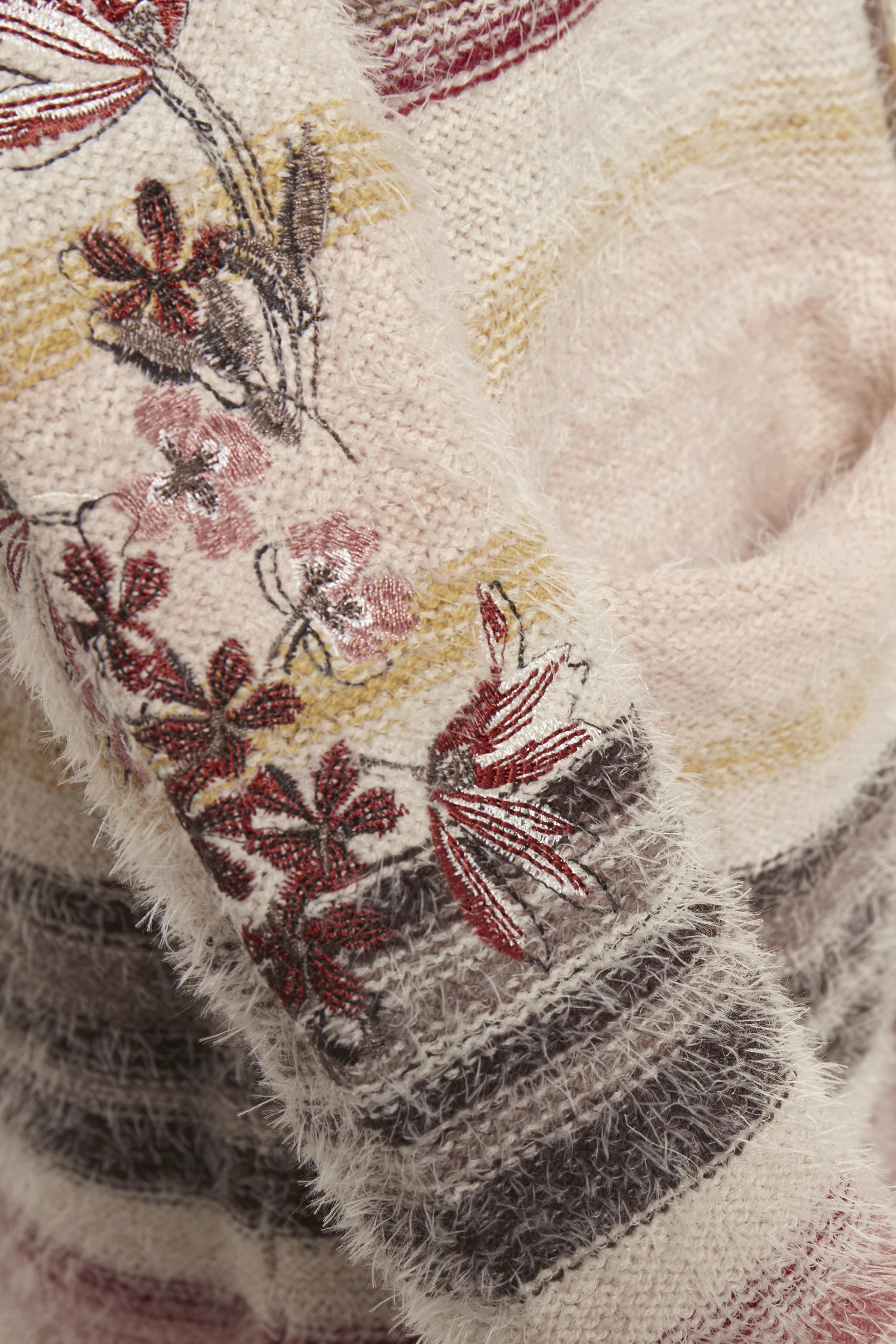 Sand/rosa Cardigan fra Cream – Køb Sand/rosa Cardigan fra str. XS-XXL her