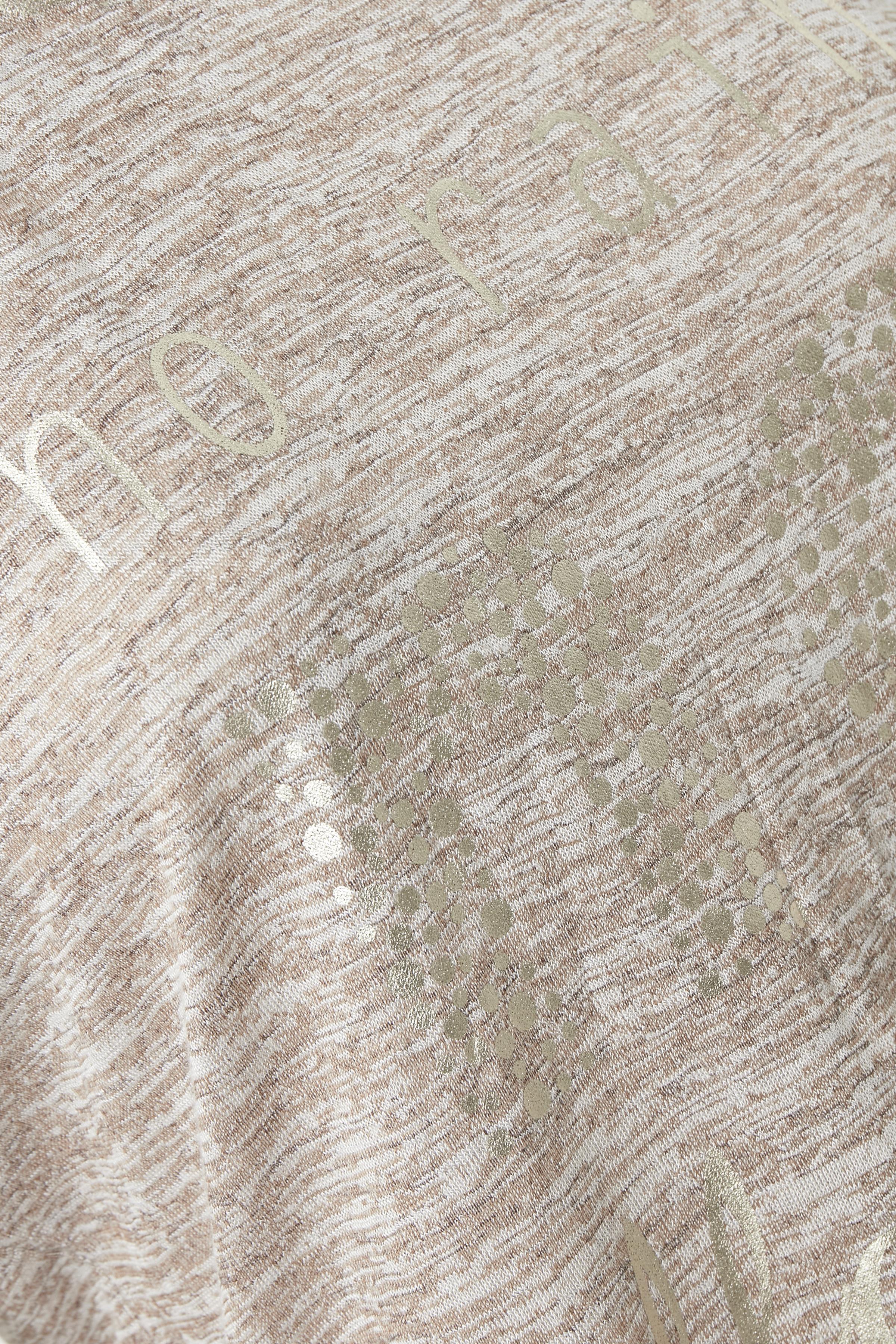 Sandmeleret Kortærmet T-shirt fra Cream – Køb Sandmeleret Kortærmet T-shirt fra str. XS-XXL her