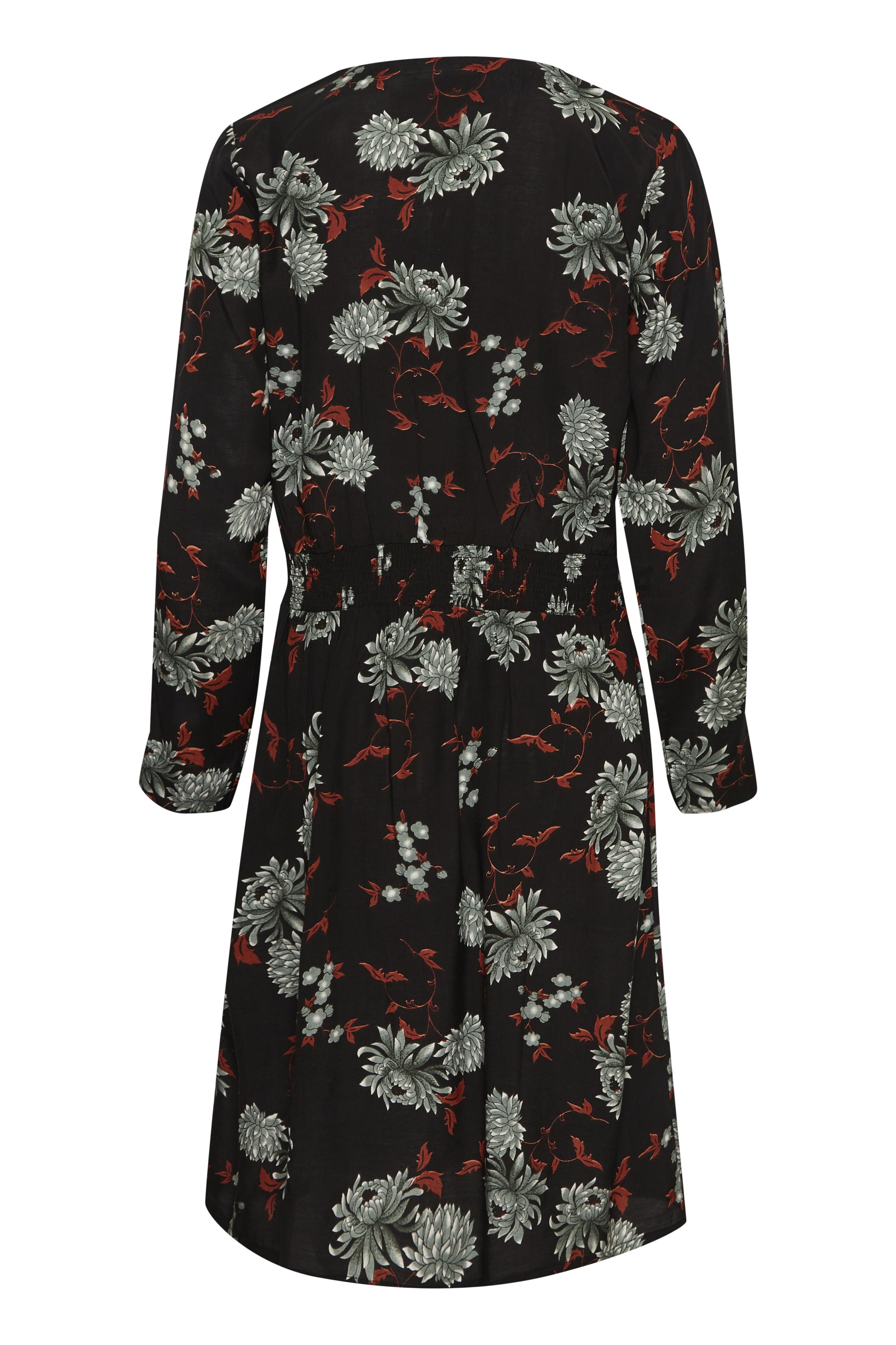 Schwarz/grau Kleid von Kaffe – Shoppen SieSchwarz/grau Kleid ab Gr. 34-46 hier