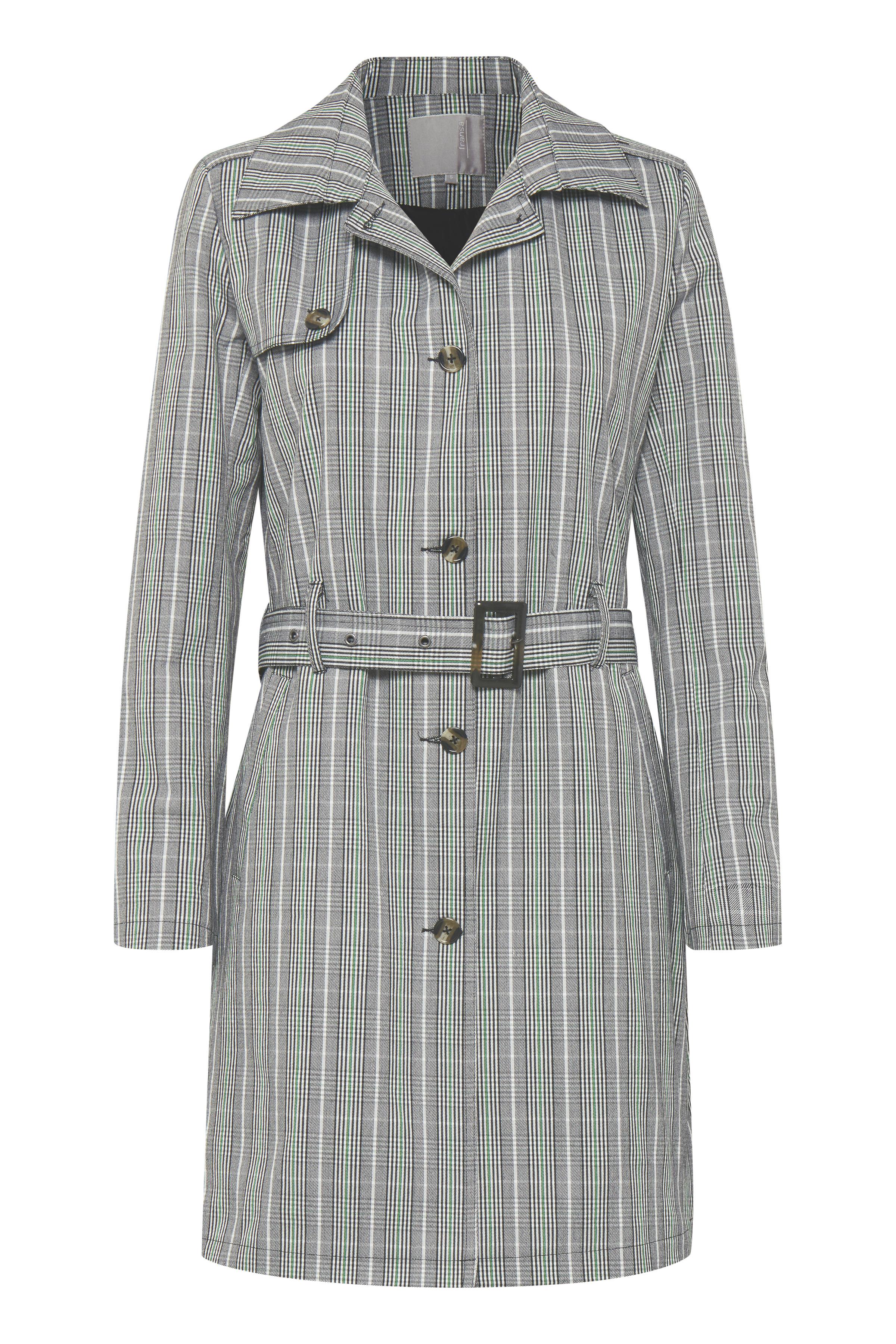 Schwarz/grün Mantel von Fransa – Shoppen Sie Schwarz/grün Mantel ab Gr. XS-XXL hier