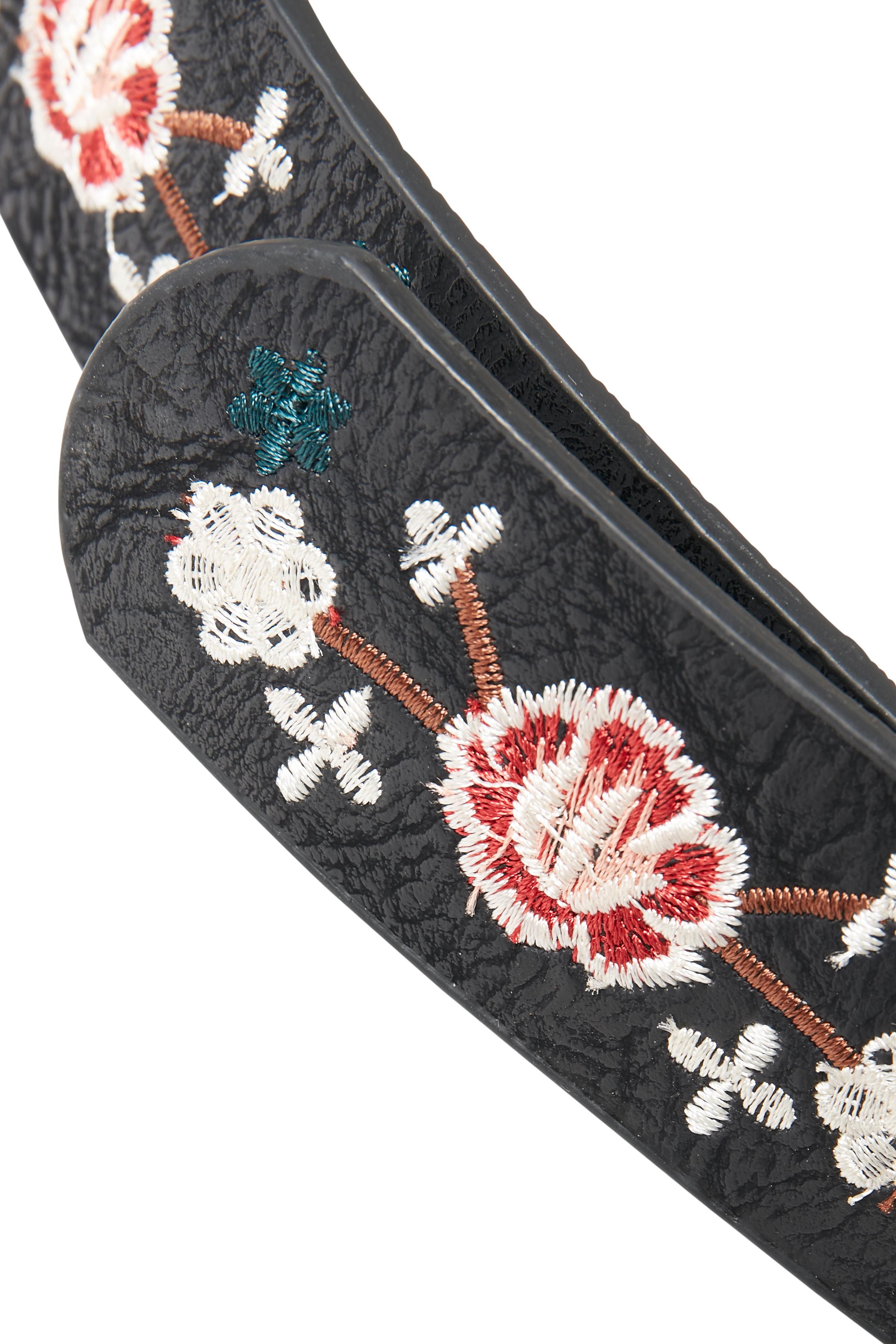 Schwarz Gürtel von Cream Accessories – Shoppen Sie Schwarz Gürtel ab Gr. 85-105 hier
