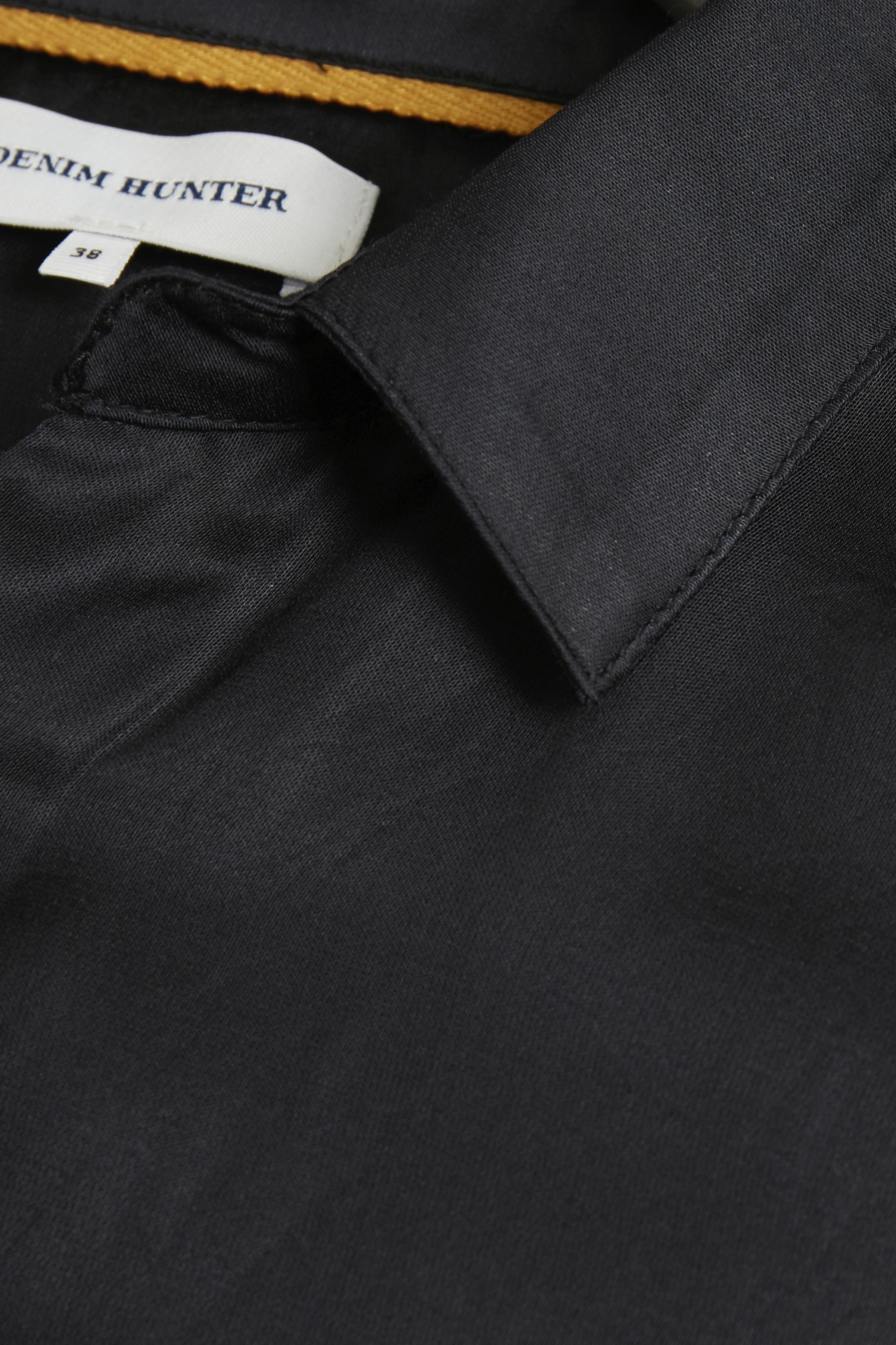 Schwarz Langarm-Bluse von Denim Hunter – Shoppen Sie Schwarz Langarm-Bluse ab Gr. 34-46 hier
