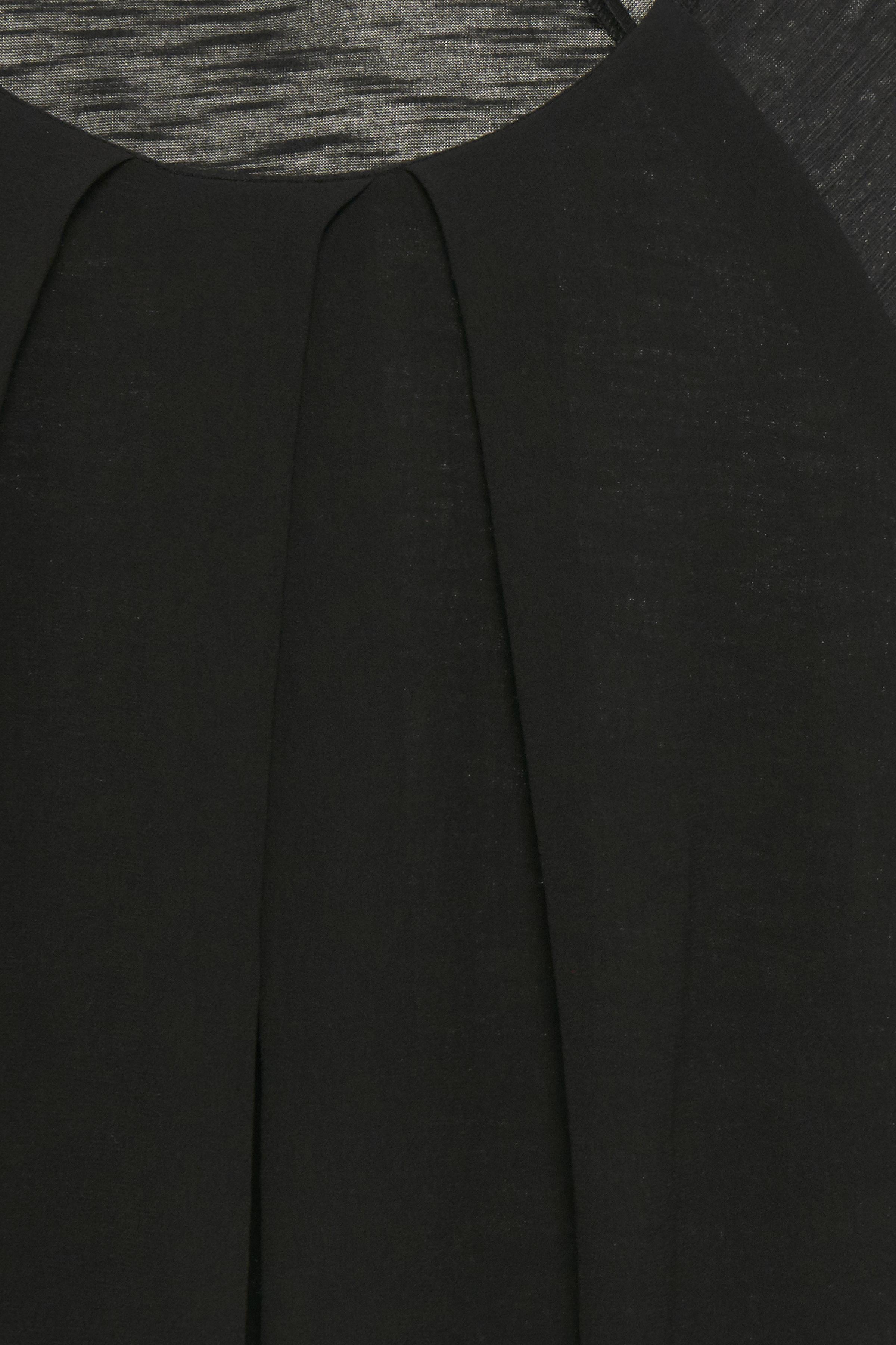 Schwarz Langarm-Bluse  von Fransa – Shoppen Sie Schwarz Langarm-Bluse  ab Gr. XS-XXL hier