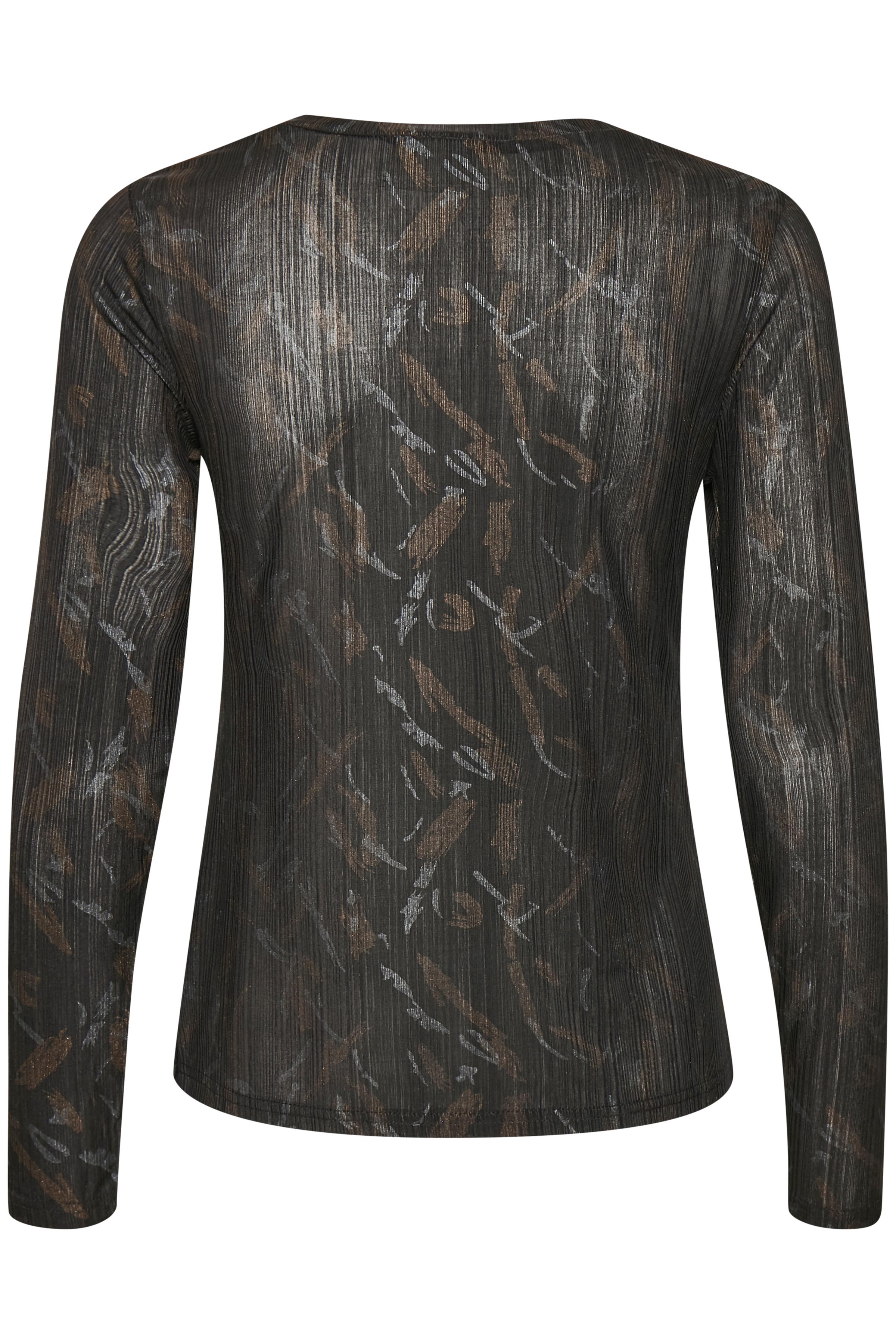 Schwarz Langarm-Bluse von Kaffe – Shoppen Sie Schwarz Langarm-Bluse ab Gr. XS-XXL hier
