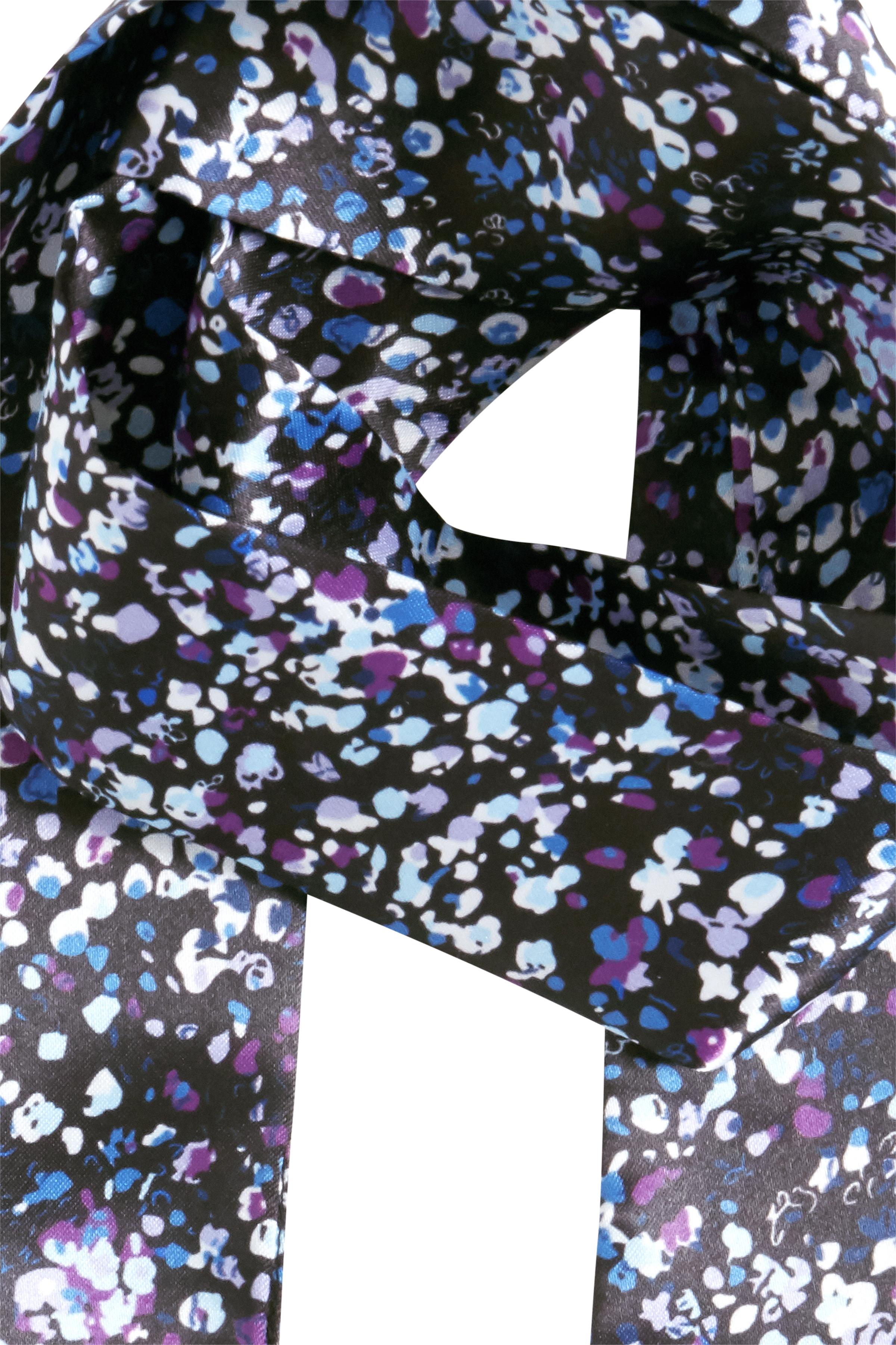 Schwarz/lila Tuch von Dranella – Shoppen Sie Schwarz/lila Tuch ab Gr. ONE hier