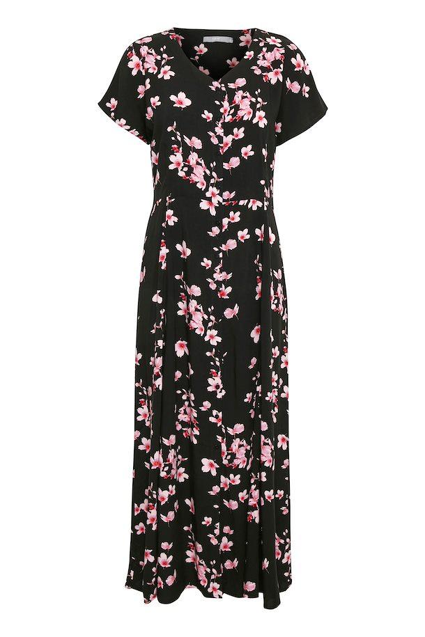 Schwarz Rosa Kleid Von B Young Shoppen Sieschwarz Rosa Kleid Ab Gr 34 46 Hier