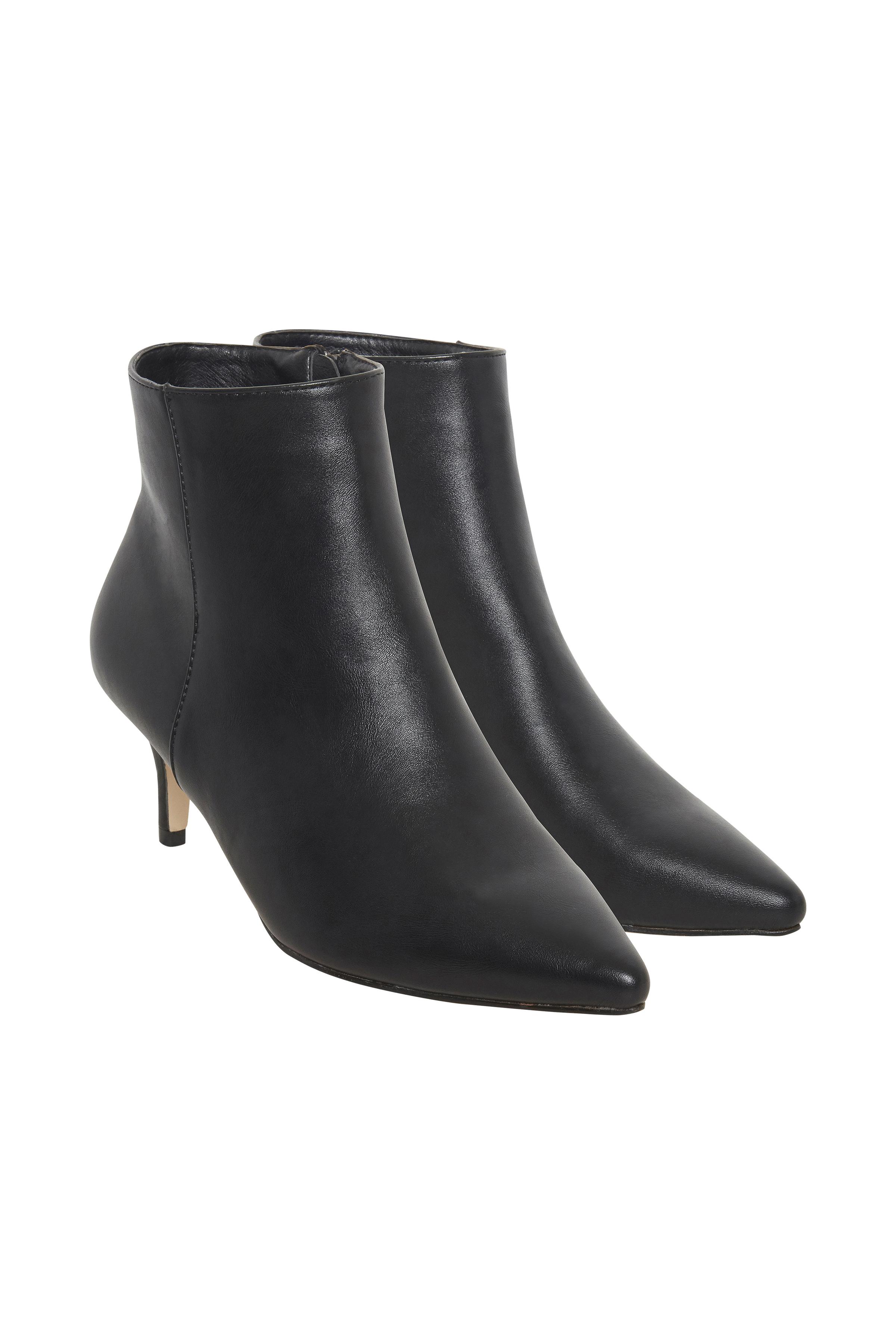 Schwarz Schuh von Ichi - accessories – Shoppen Sie Schwarz Schuh ab Gr. 36-41 hier