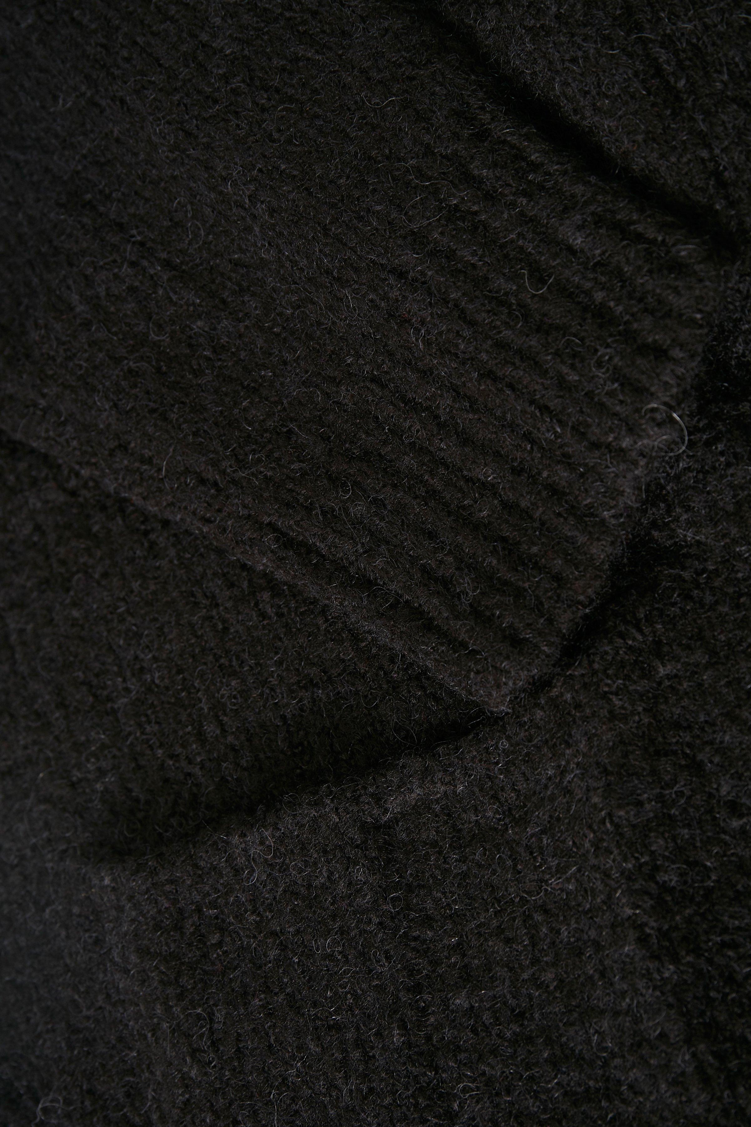 Schwarz Strick-Cardigan von b.young – Shoppen Sie Schwarz Strick-Cardigan ab Gr. XS-XXL hier