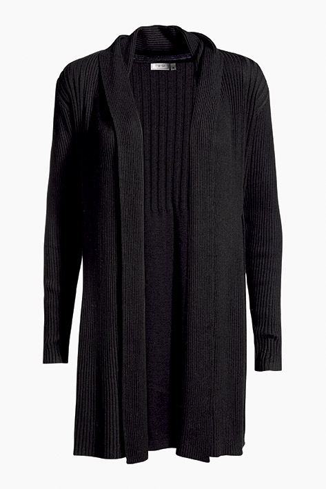 Schwarz Strick-Cardigan von Fransa – Shoppen Sie Schwarz Strick-Cardigan ab Gr. XS-XXL hier
