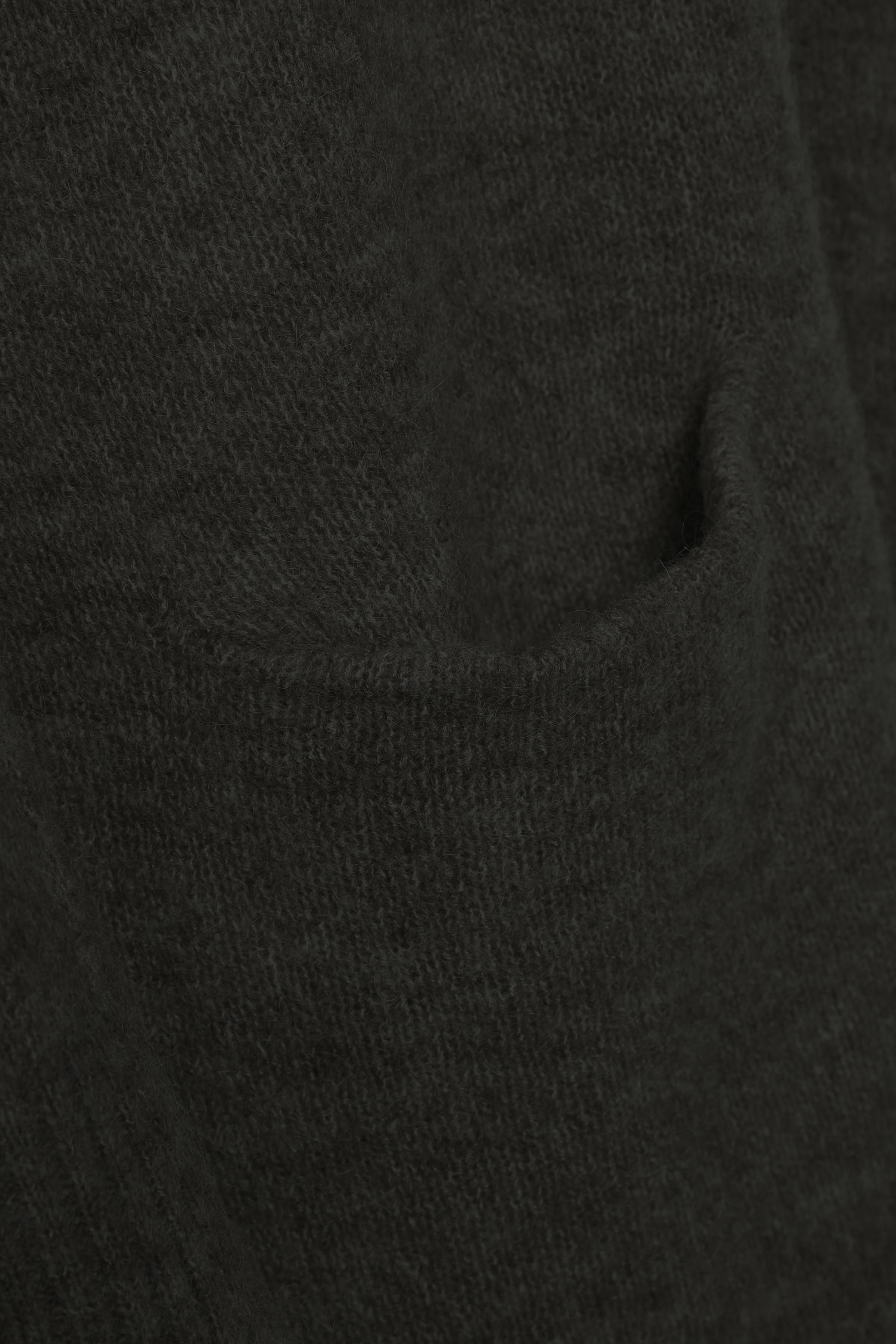 Schwarz Strick-Cardigan von Bon'A Parte – Shoppen Sie Schwarz Strick-Cardigan ab Gr. S-2XL hier