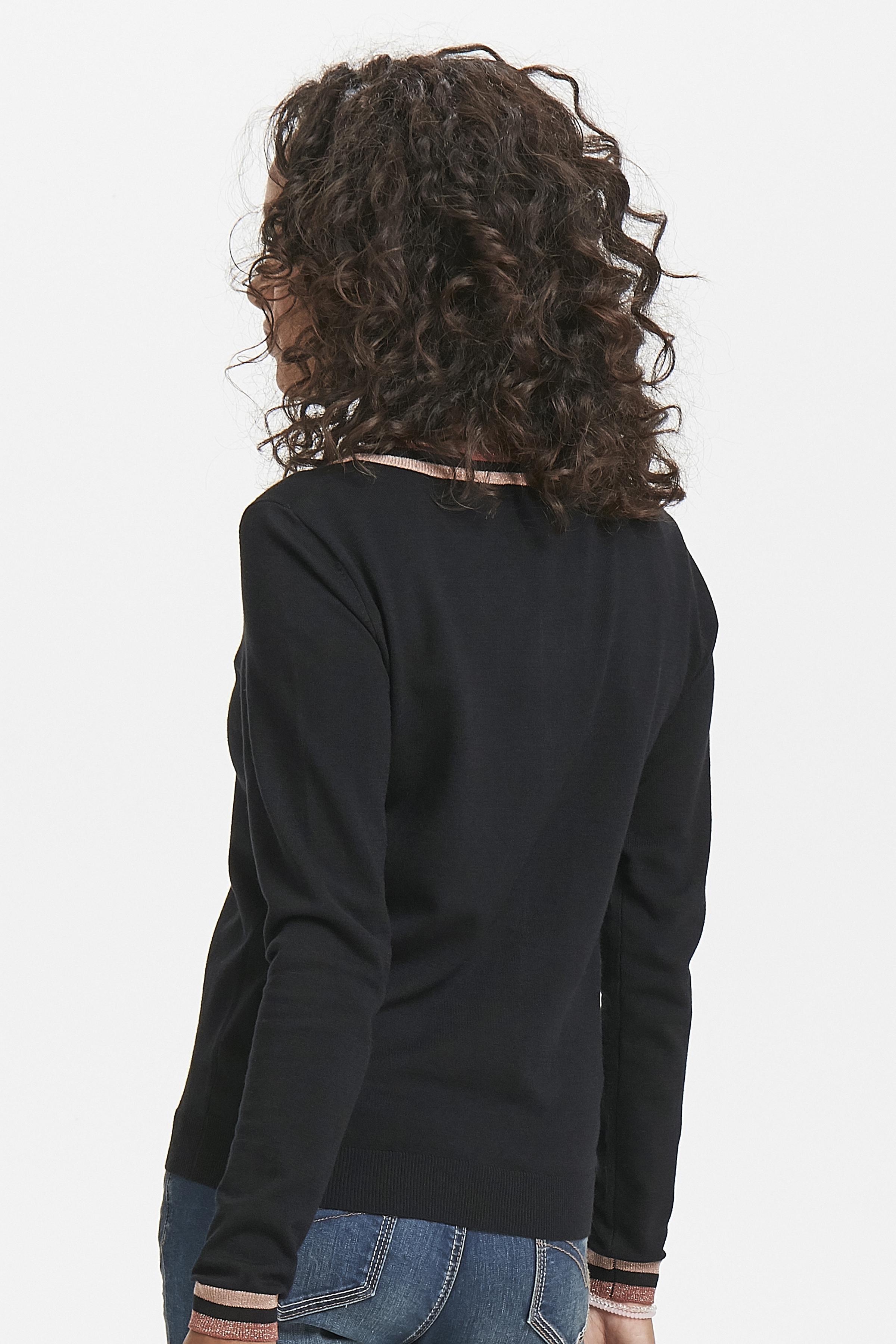 Schwarz Strick-Cardigan von Culture – Shoppen Sie Schwarz Strick-Cardigan ab Gr. XS-XXL hier