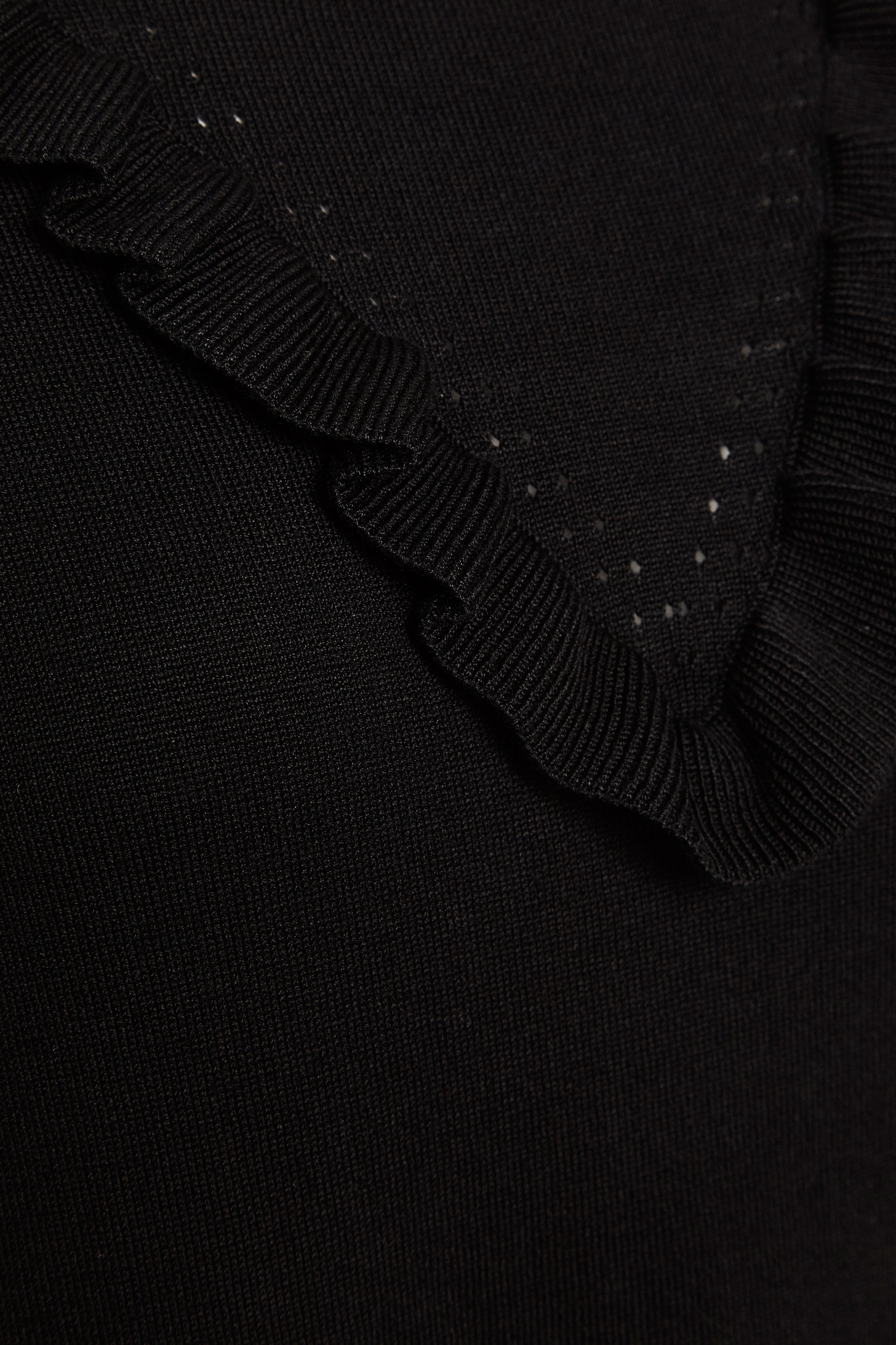 Schwarz Strickkleid von Kaffe – Shoppen Sie Schwarz Strickkleid ab Gr. L-XXL hier