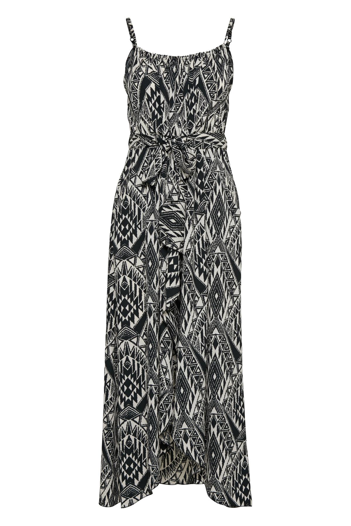 Schwarz/wollweiß Kleid von Bon'A Parte – Shoppen Sie Schwarz/wollweiß Kleid ab Gr. S-2XL hier