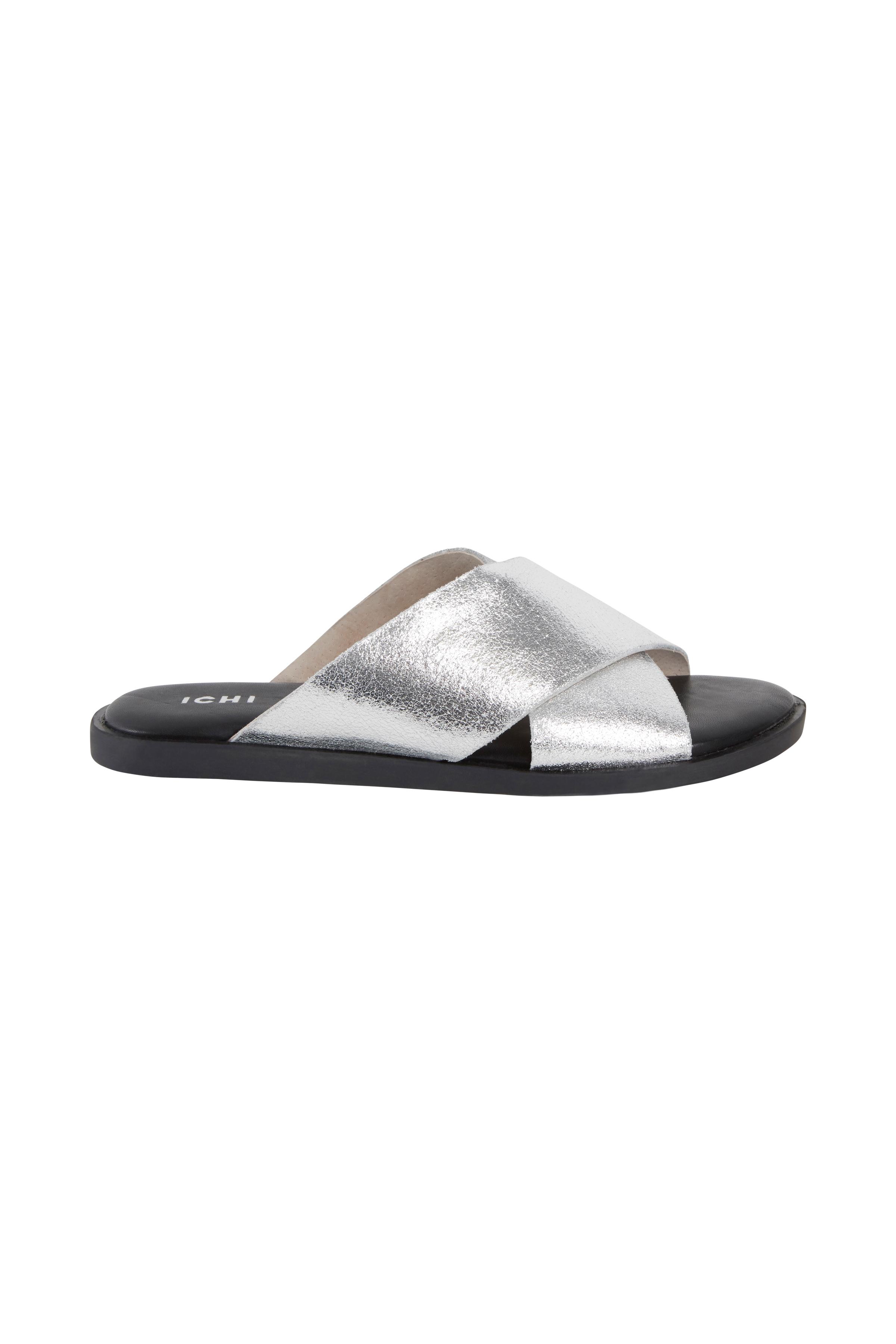 Ichi - accessories Dame Sandal - Sølv