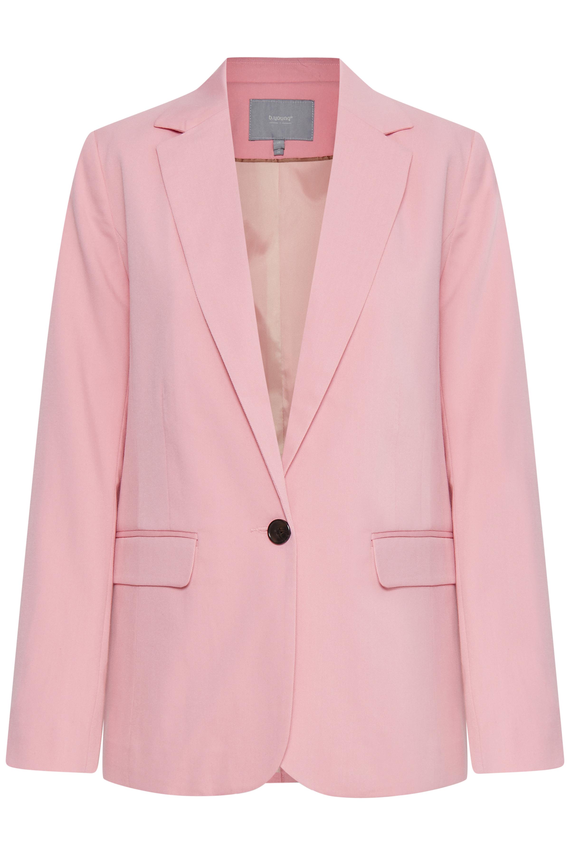 Image of b.young Dame Blazer - Sorbet Pink