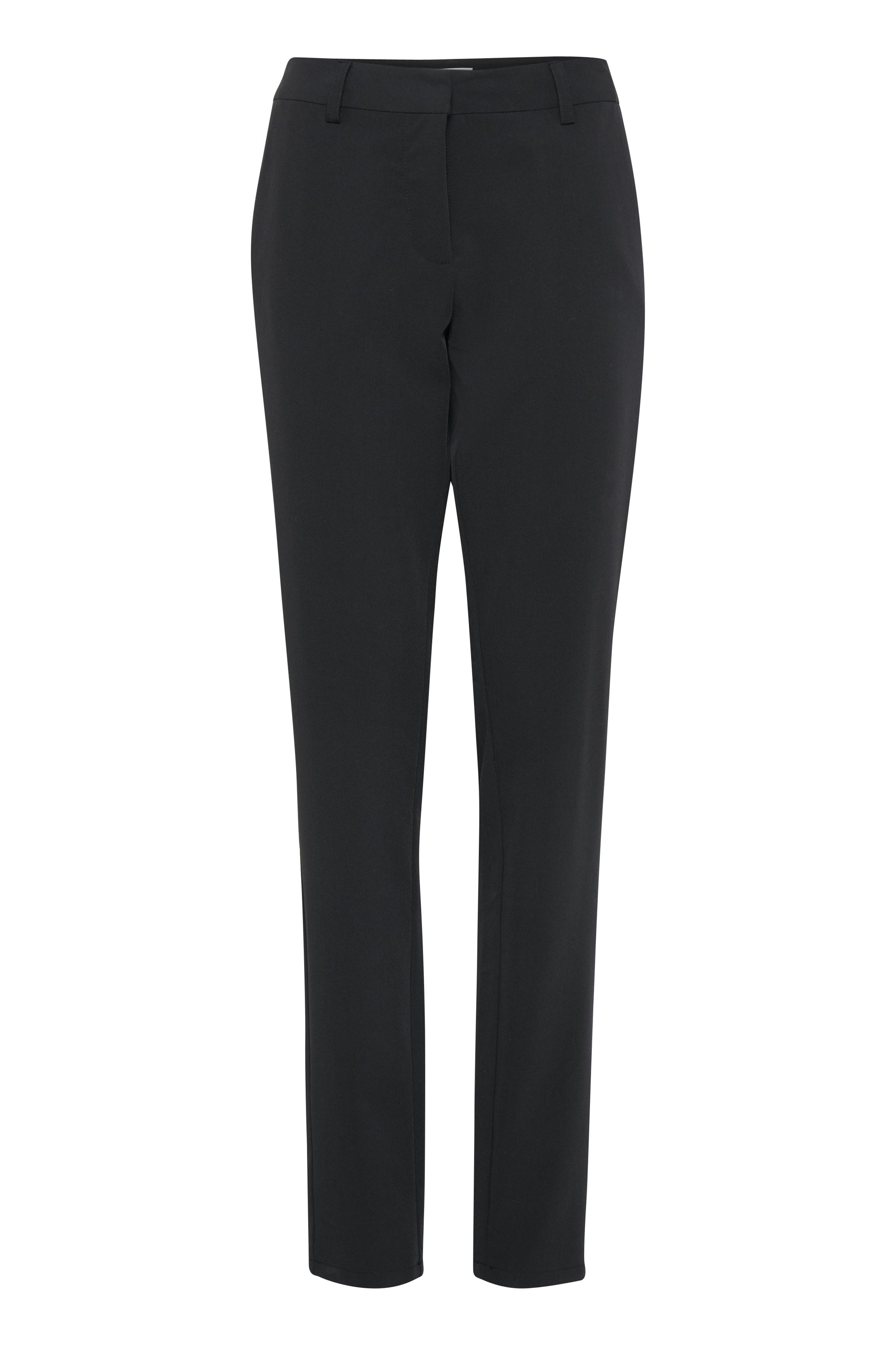 Fransa Dame Et par uundværlige klassiske Zano bukser  - Sort