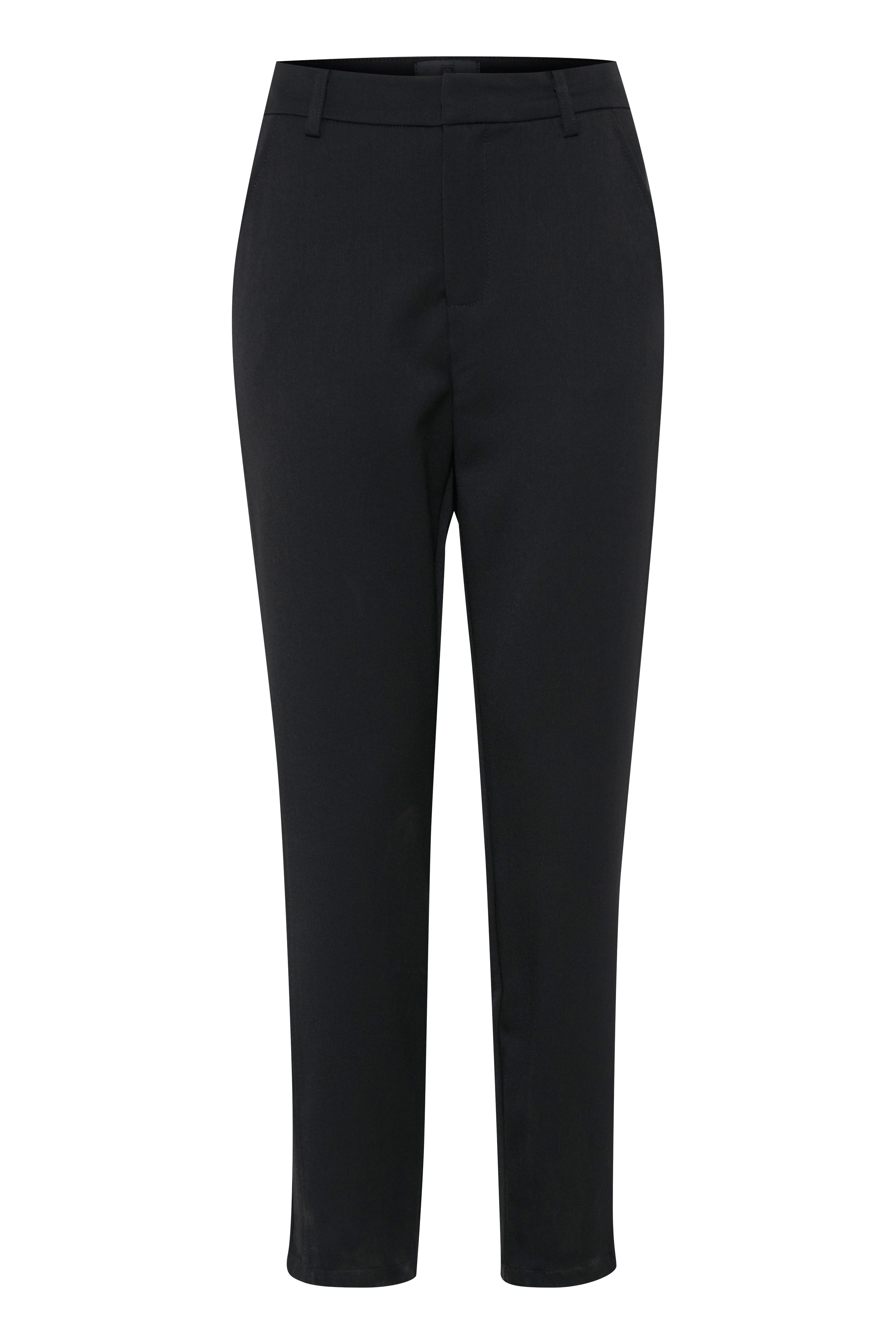 Sort Casual bukser fra Pulz Jeans – Køb Sort Casual bukser fra str. 32-46 her
