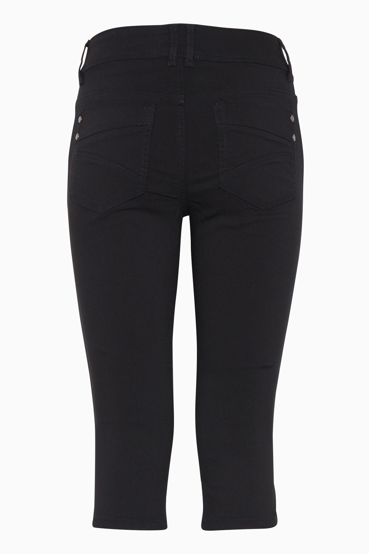 Sort Casual bukser fra Fransa – Køb Sort Casual bukser fra str. 32-46 her
