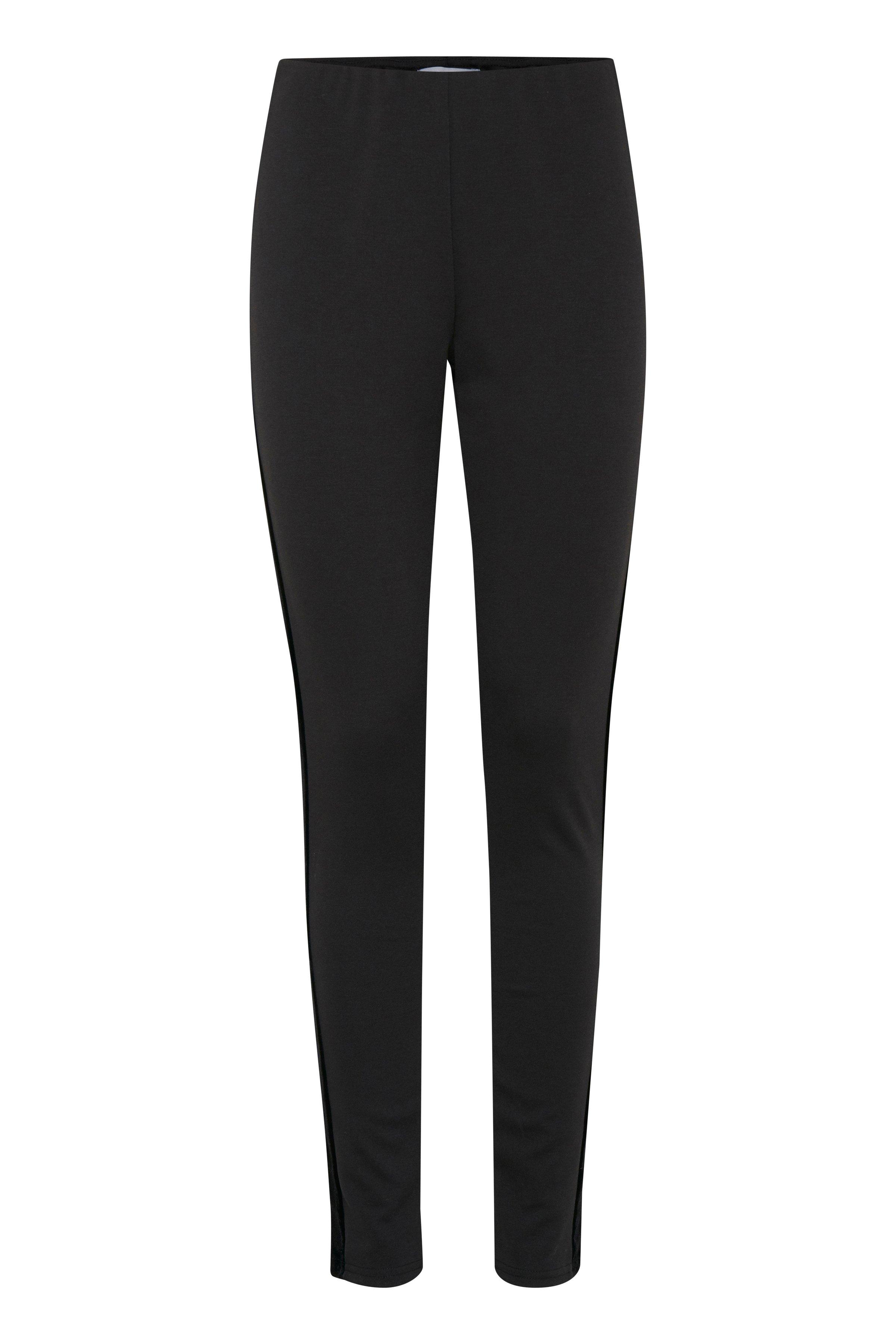 Sort Casual bukser fra b.young – Køb Sort Casual bukser fra str. XS-XXL her