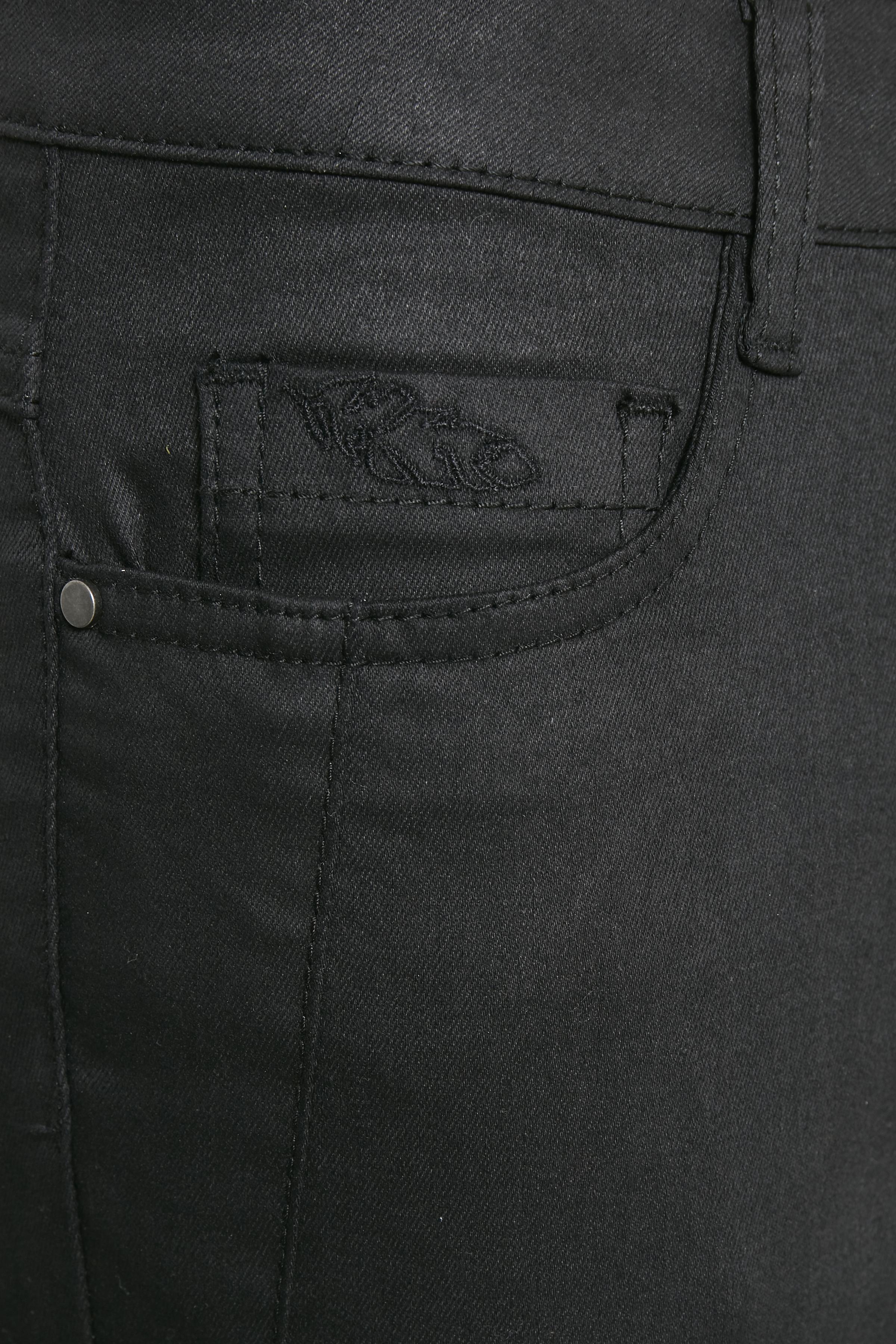 Sort Casual bukser fra Bon'A Parte – Køb Sort Casual bukser fra str. 36-48 her