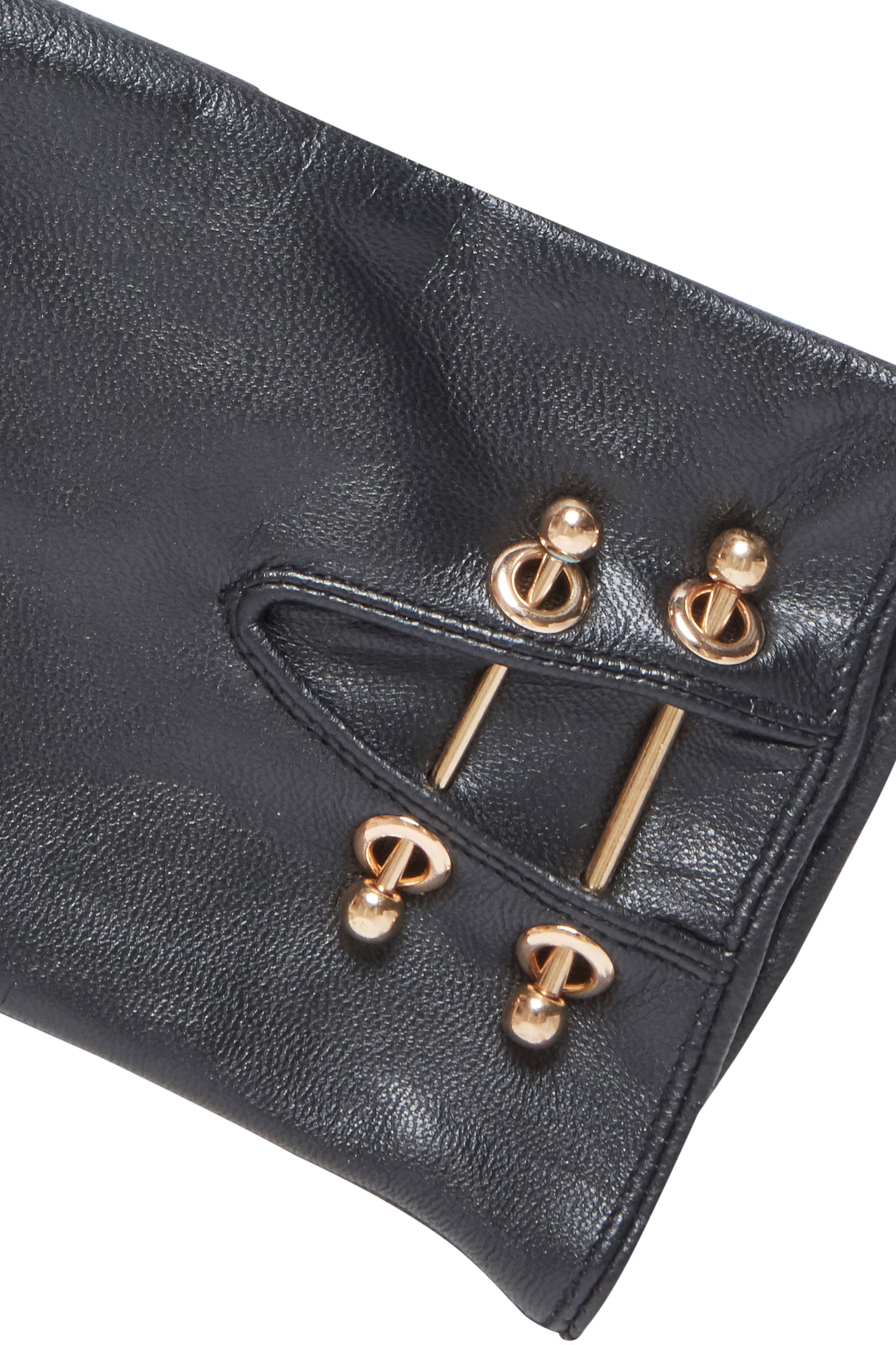 Sort Handsker fra Ichi - accessories – Køb Sort Handsker fra str. XS/S-M/L her