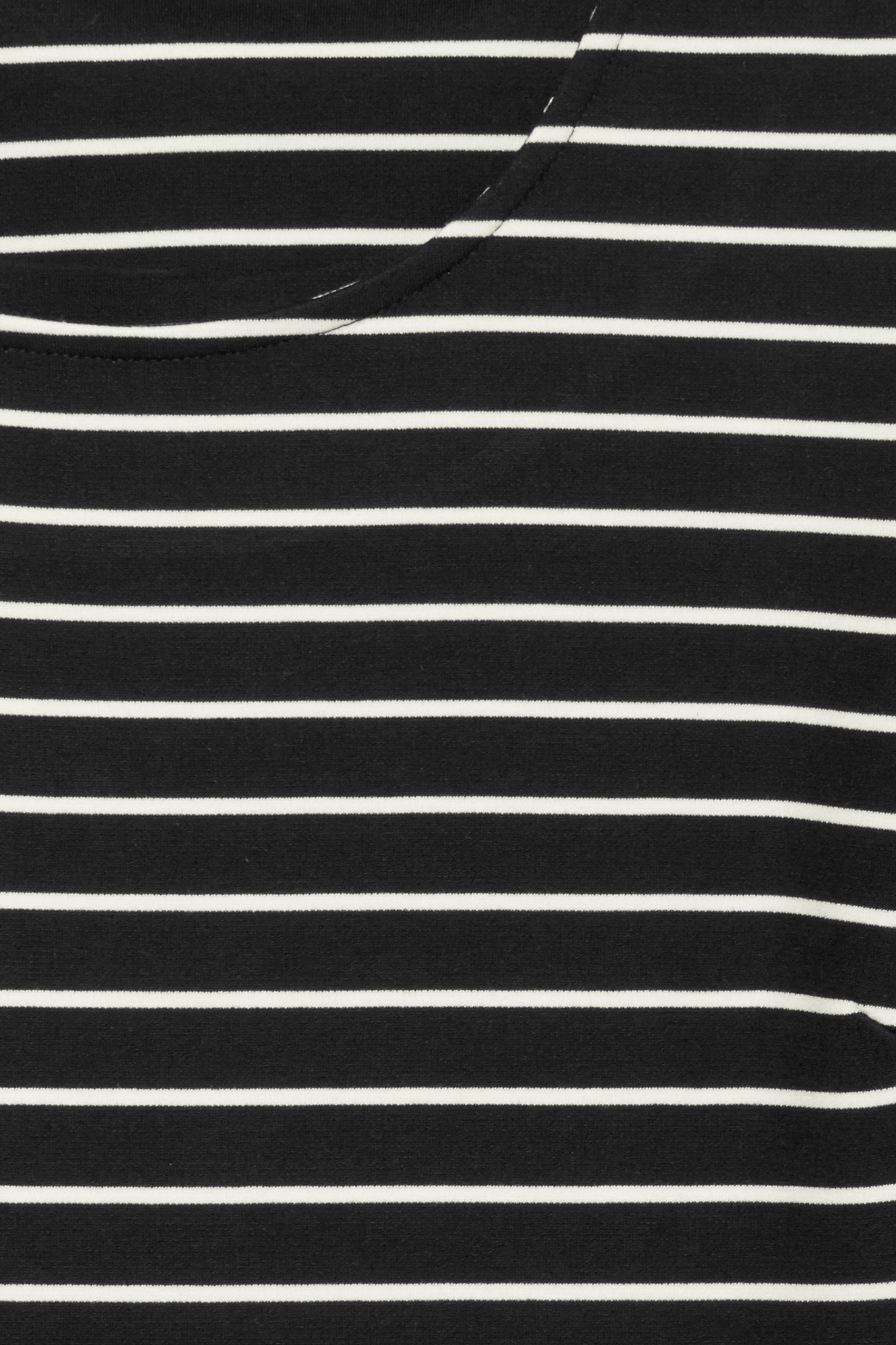 Sort/hvid Kjole fra Fransa – Køb Sort/hvid Kjole fra str. XS-XXL her