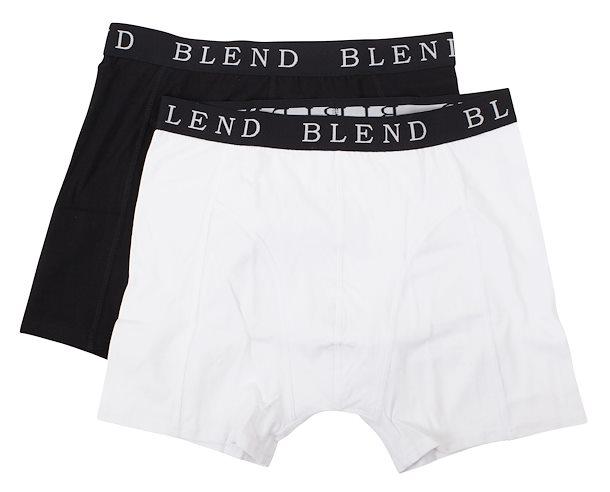 33e362bbc2fc Sort hvid Undertøj fra Blend He – Køb Sort hvid Undertøj fra str. S-XXL her