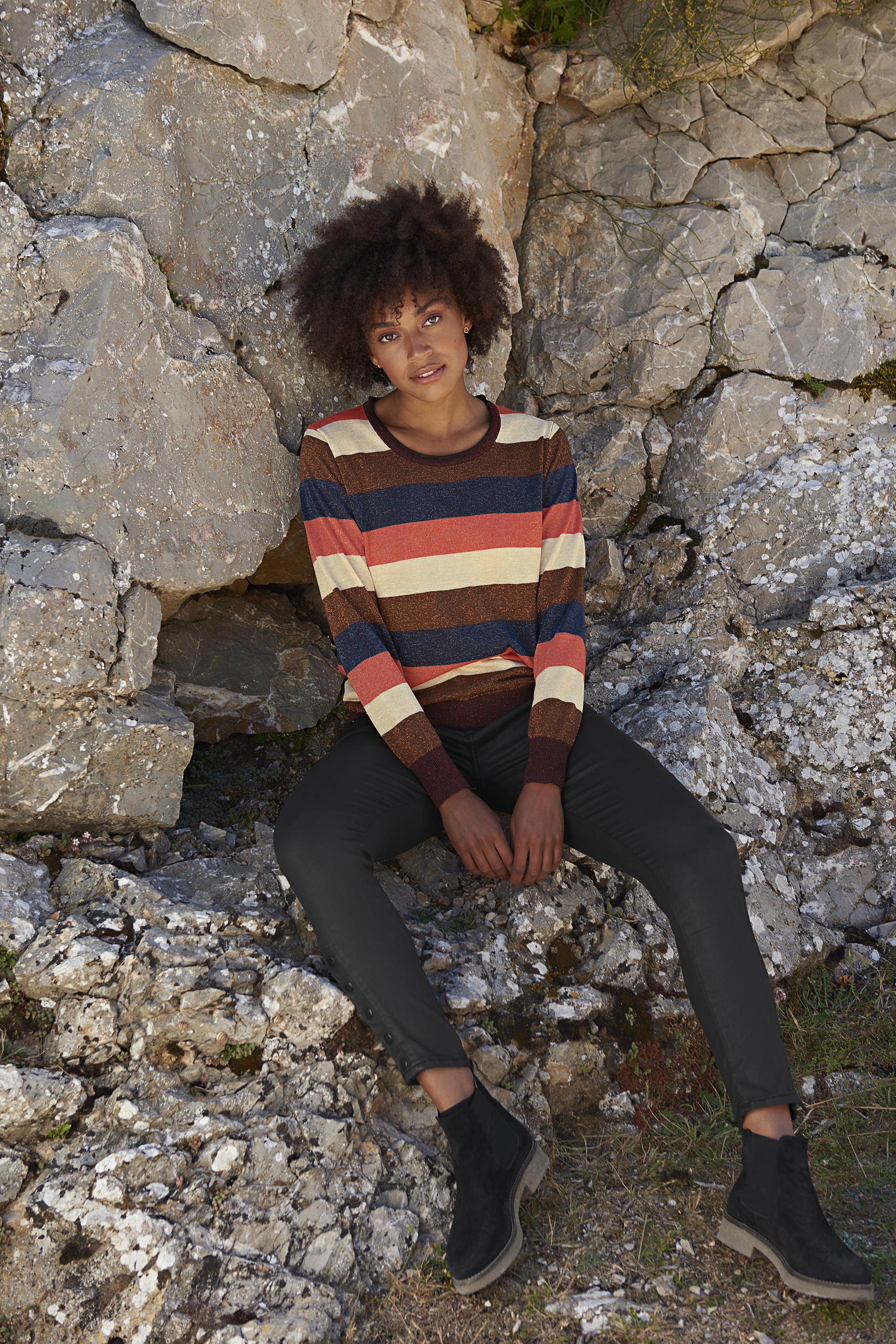 Sort Jeans fra Dranella – Køb Sort Jeans fra str. 32-46 her