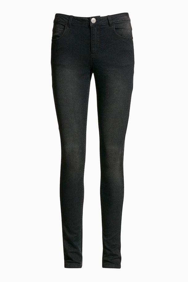 f553204f Sort Jeans fra b.young – Køb Sort Jeans fra str. 25-36 her