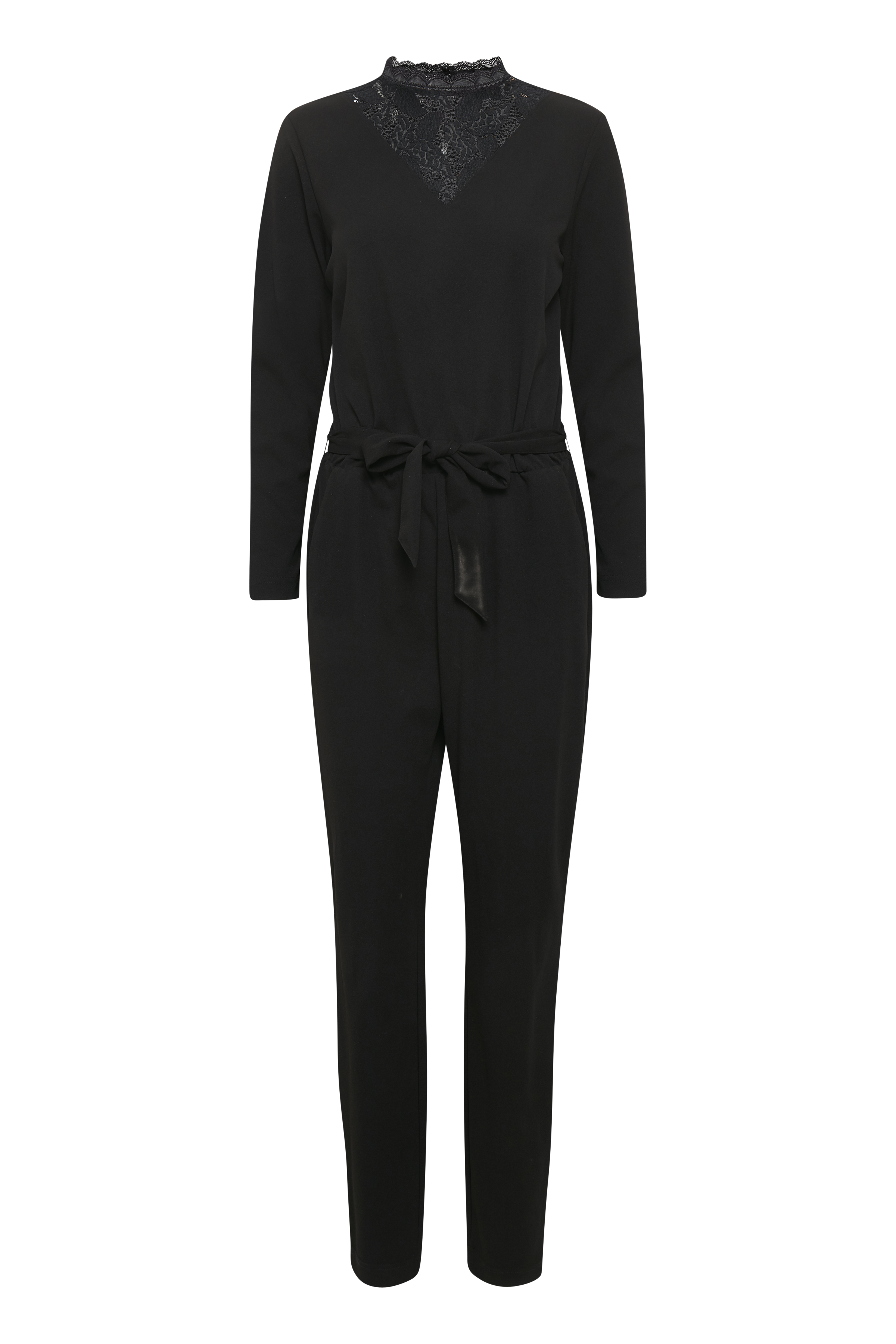 Image of b.young Dame Jumpsuit - Sort