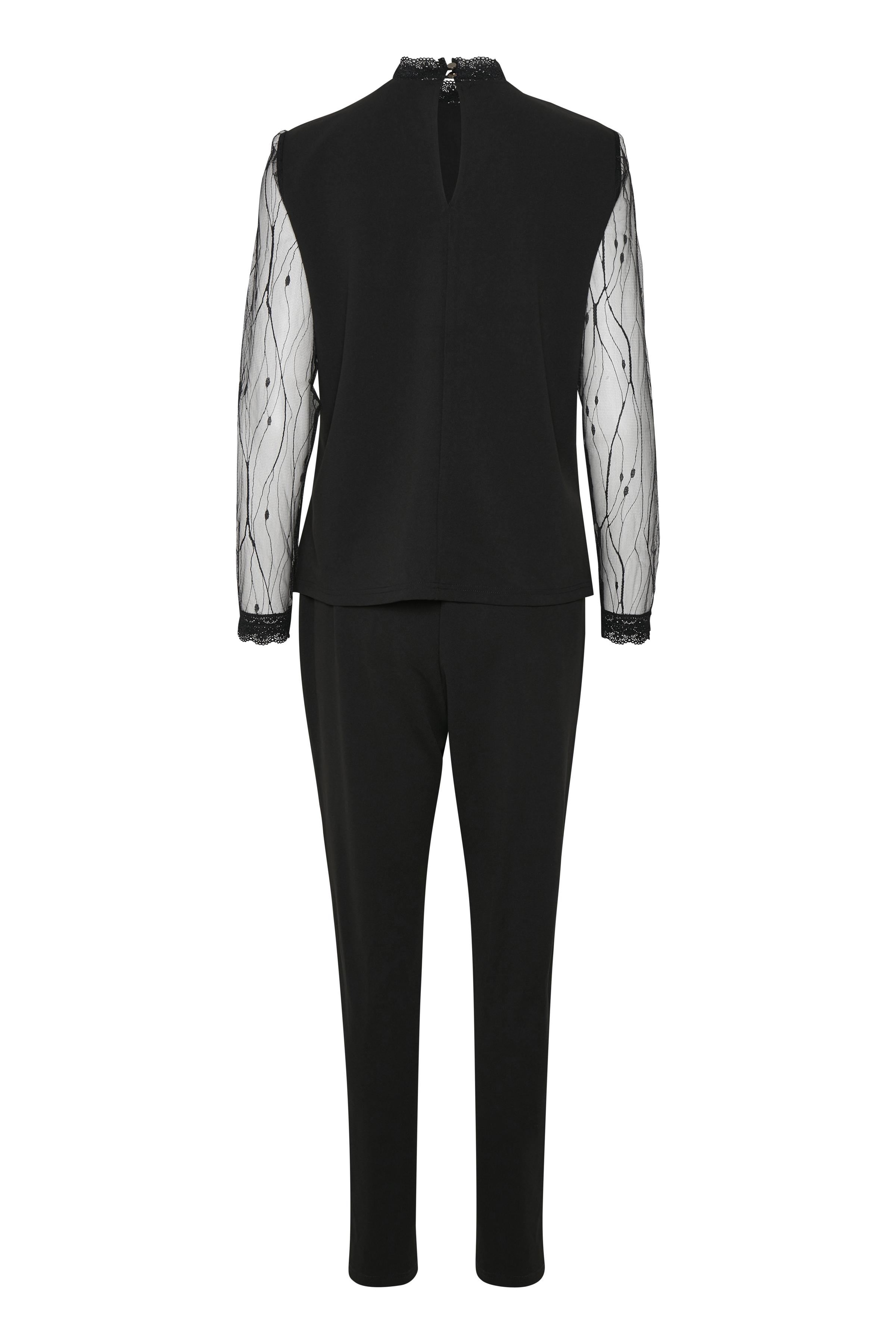 Sort Jumpsuits fra Kaffe – Køb Sort Jumpsuits fra str. XS-XXL her