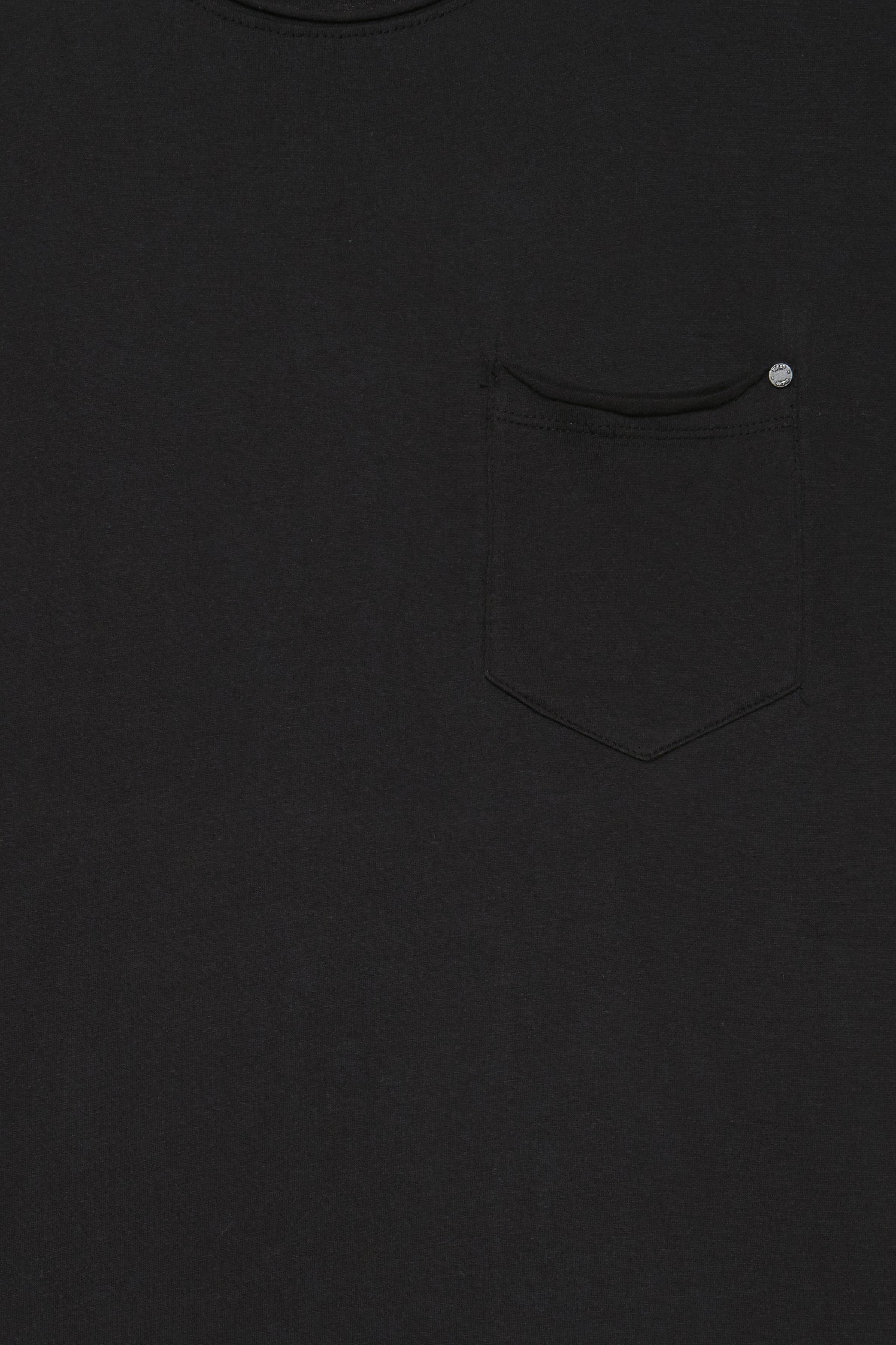 Sort Kortærmet T-shirt fra Blend He – Køb Sort Kortærmet T-shirt fra str. S-3XL her