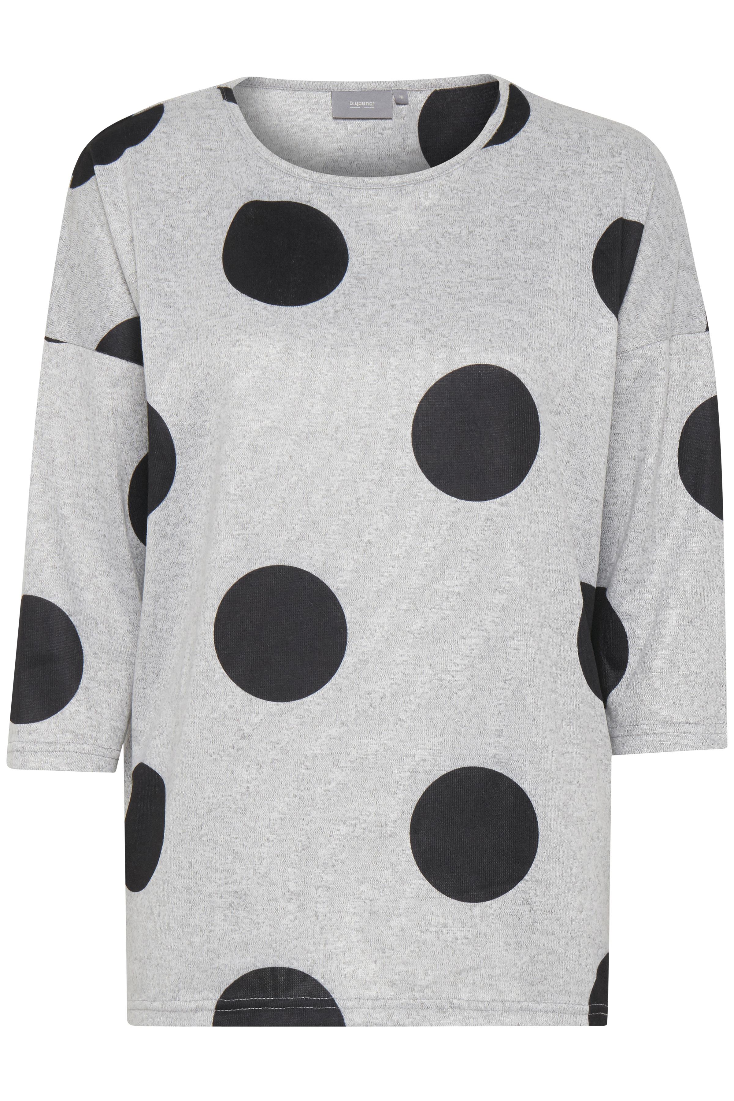 Sort Kortærmet T-shirt fra b.young – Køb Sort Kortærmet T-shirt fra str. XS-XXL her