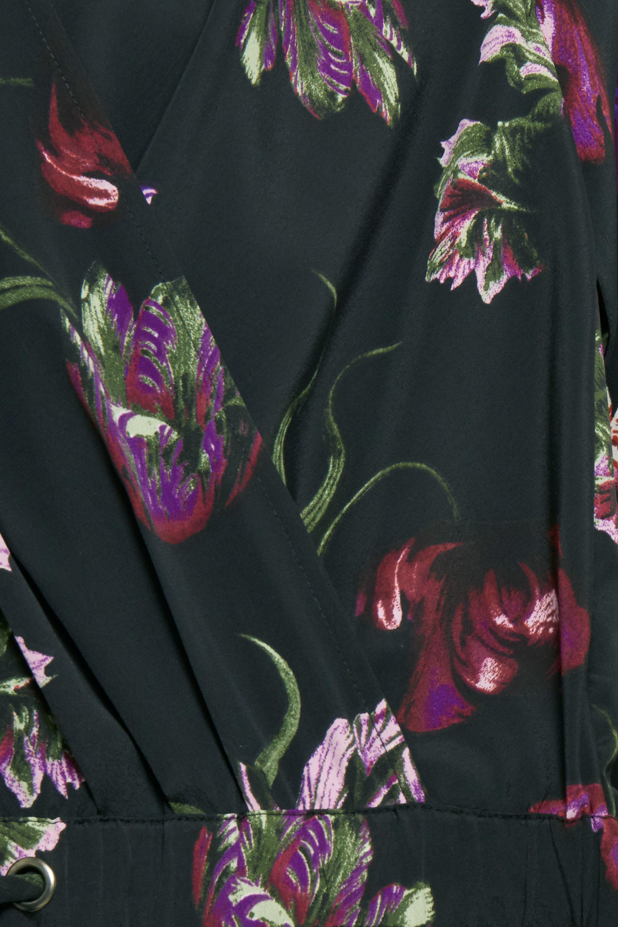 Sort/lilla Jumpsuits fra Fransa – Køb Sort/lilla Jumpsuits fra str. XS-XXL her
